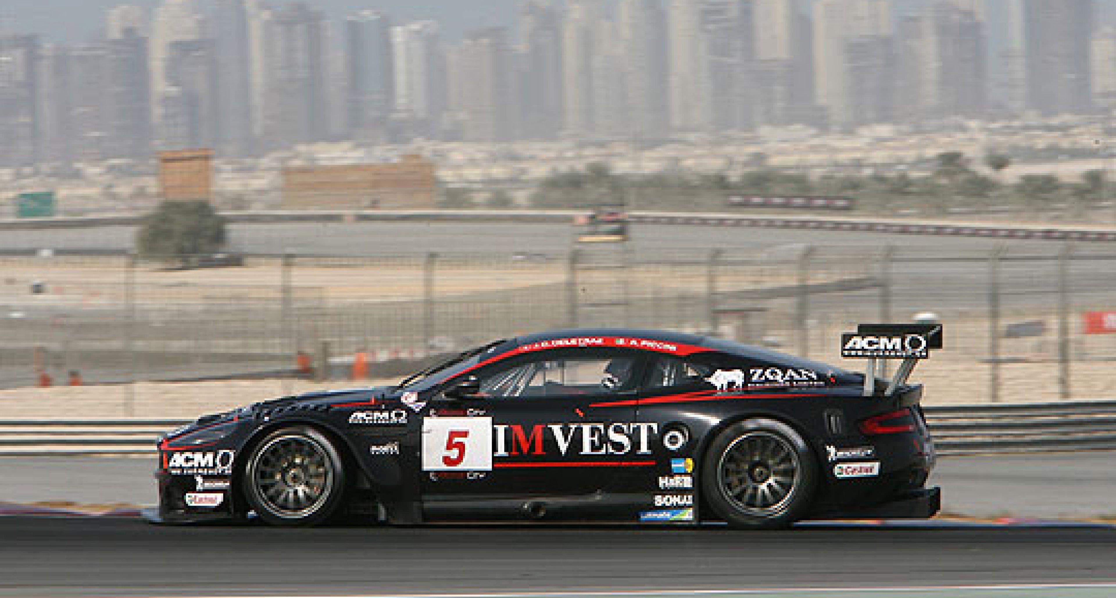 FIA GT at Dubai