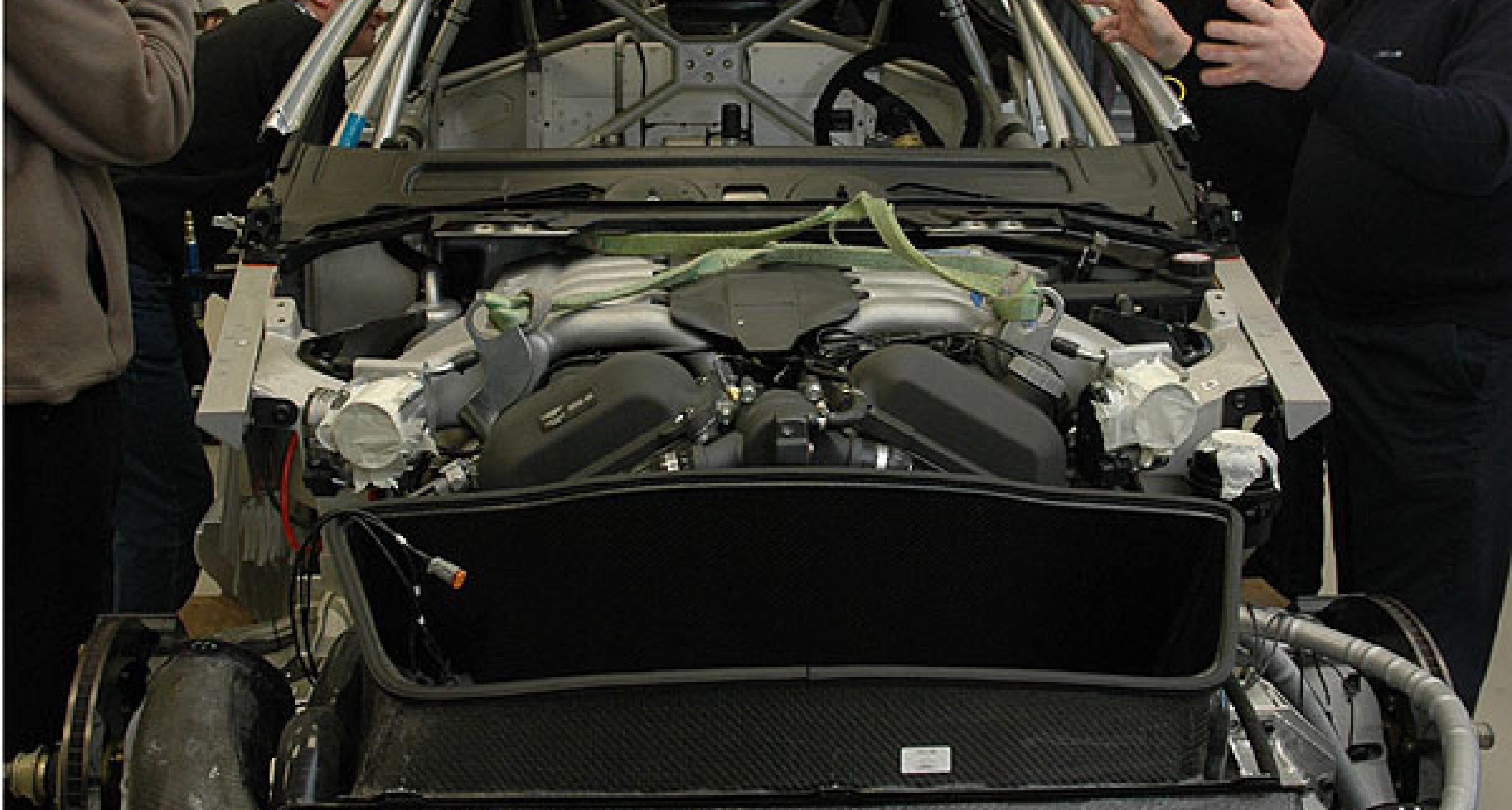 Aston Martin DBRS9 - the inside story