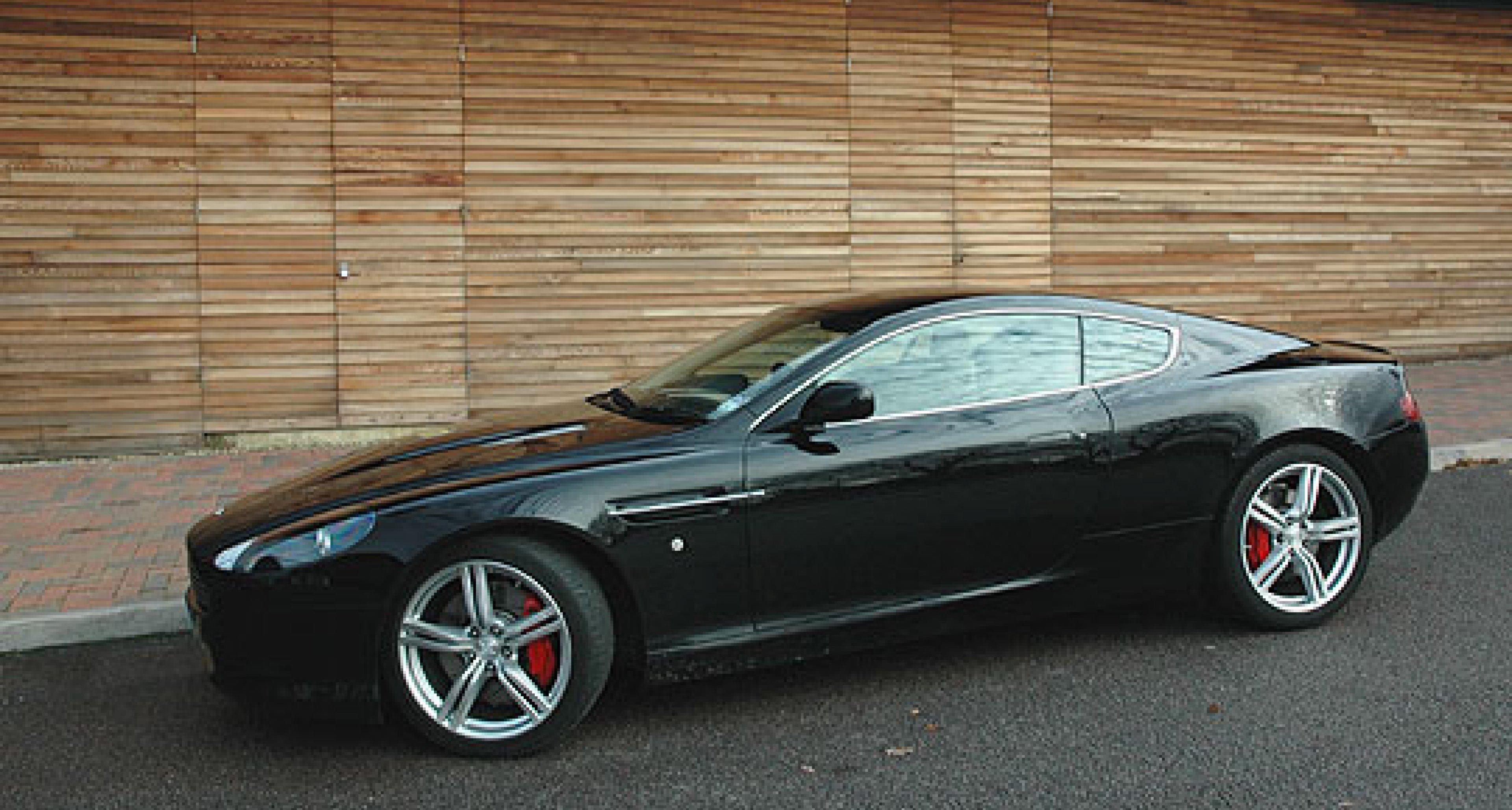 Aston Martin DB9 Sports Pack | Classic Driver Magazine