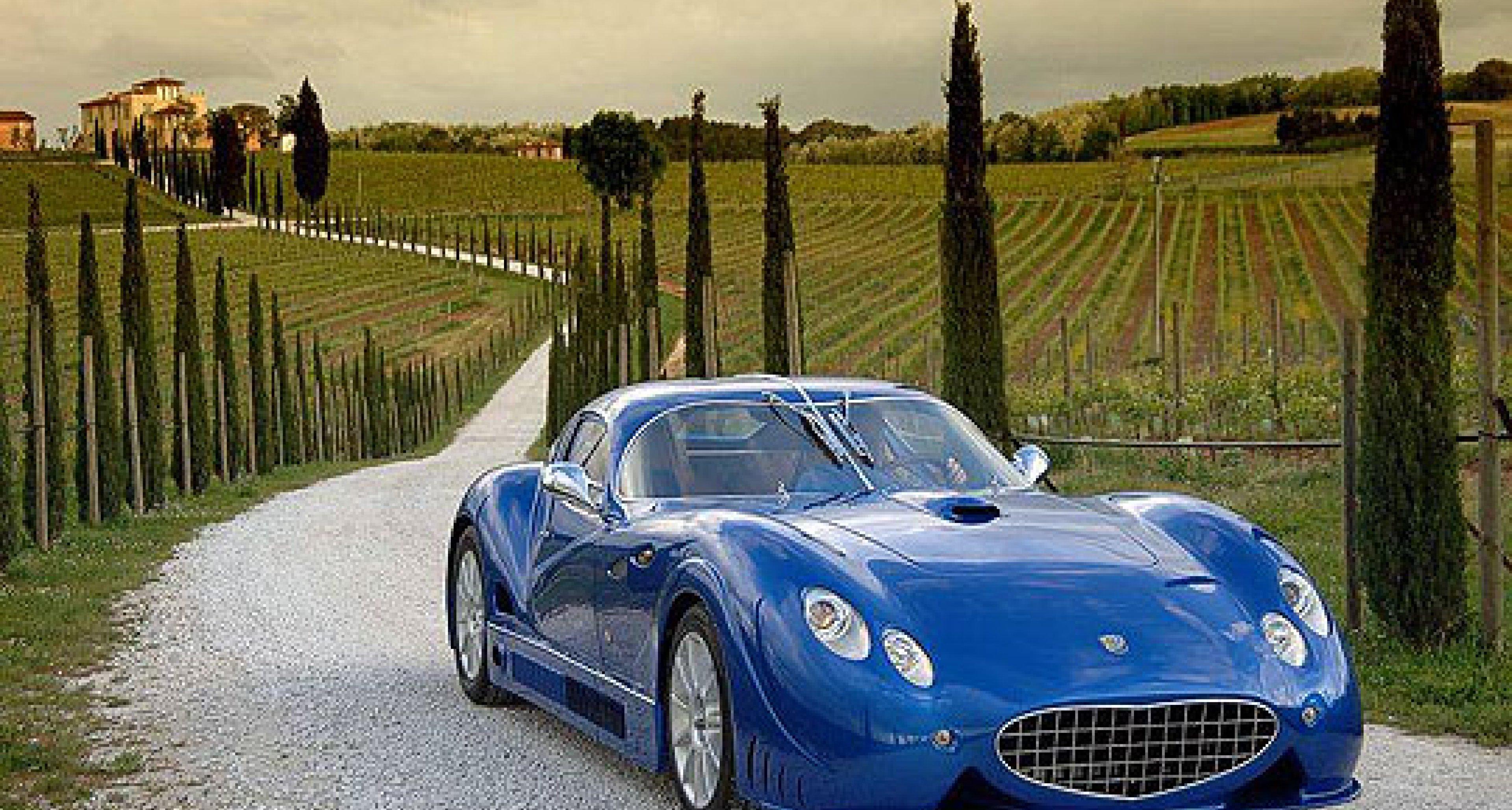 Classic Driver Dealer: The Car Finders International