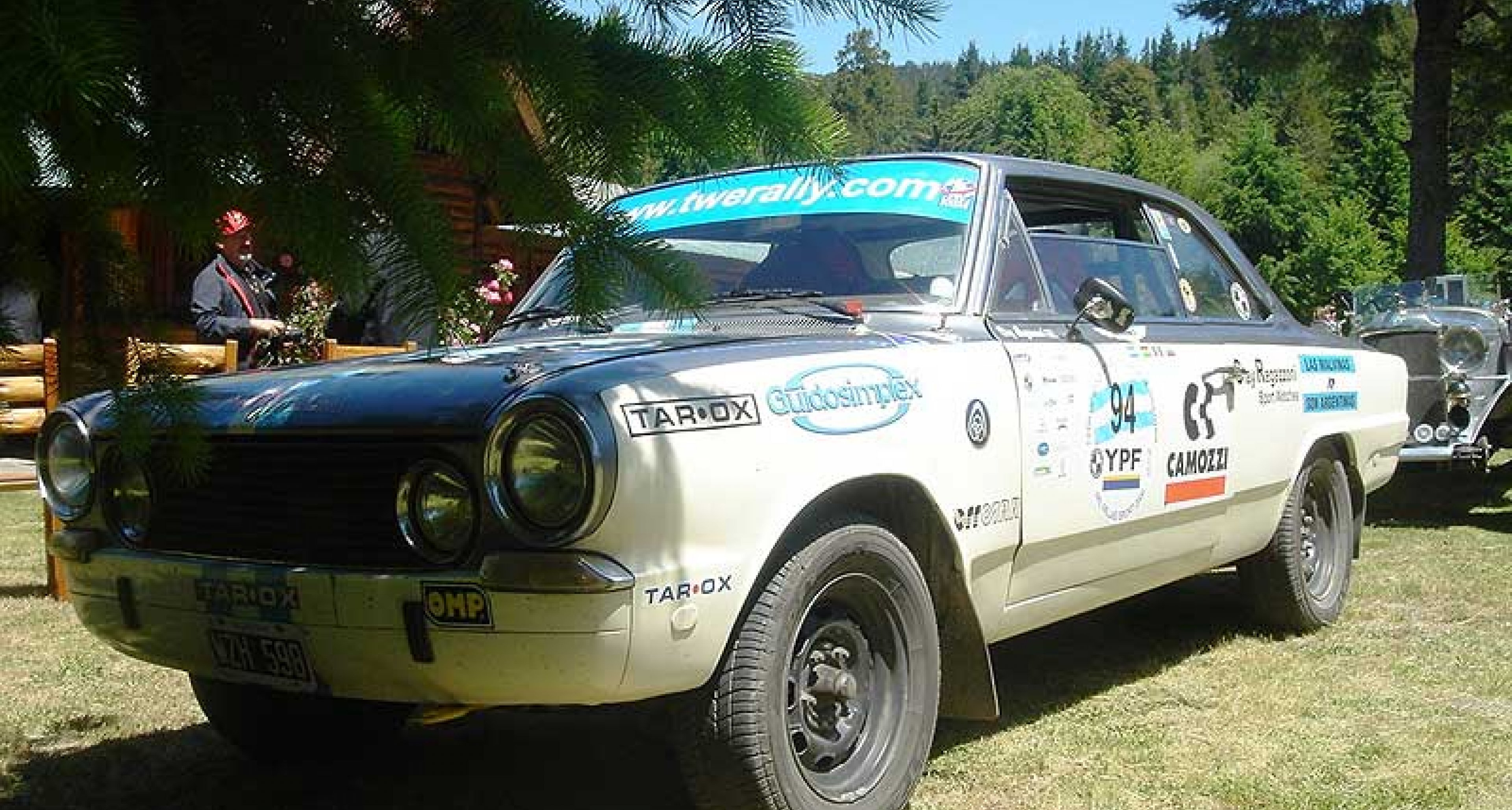 The Argentina 'Mil Millas Sport'