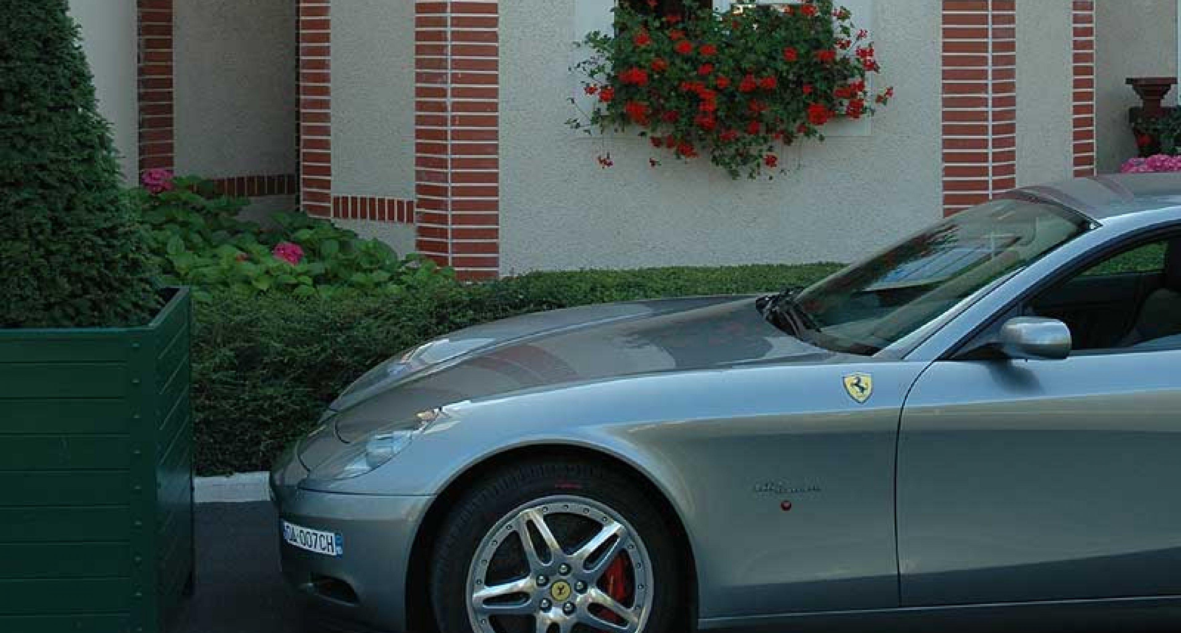 Ferrari 612 Scaglietti HGTC