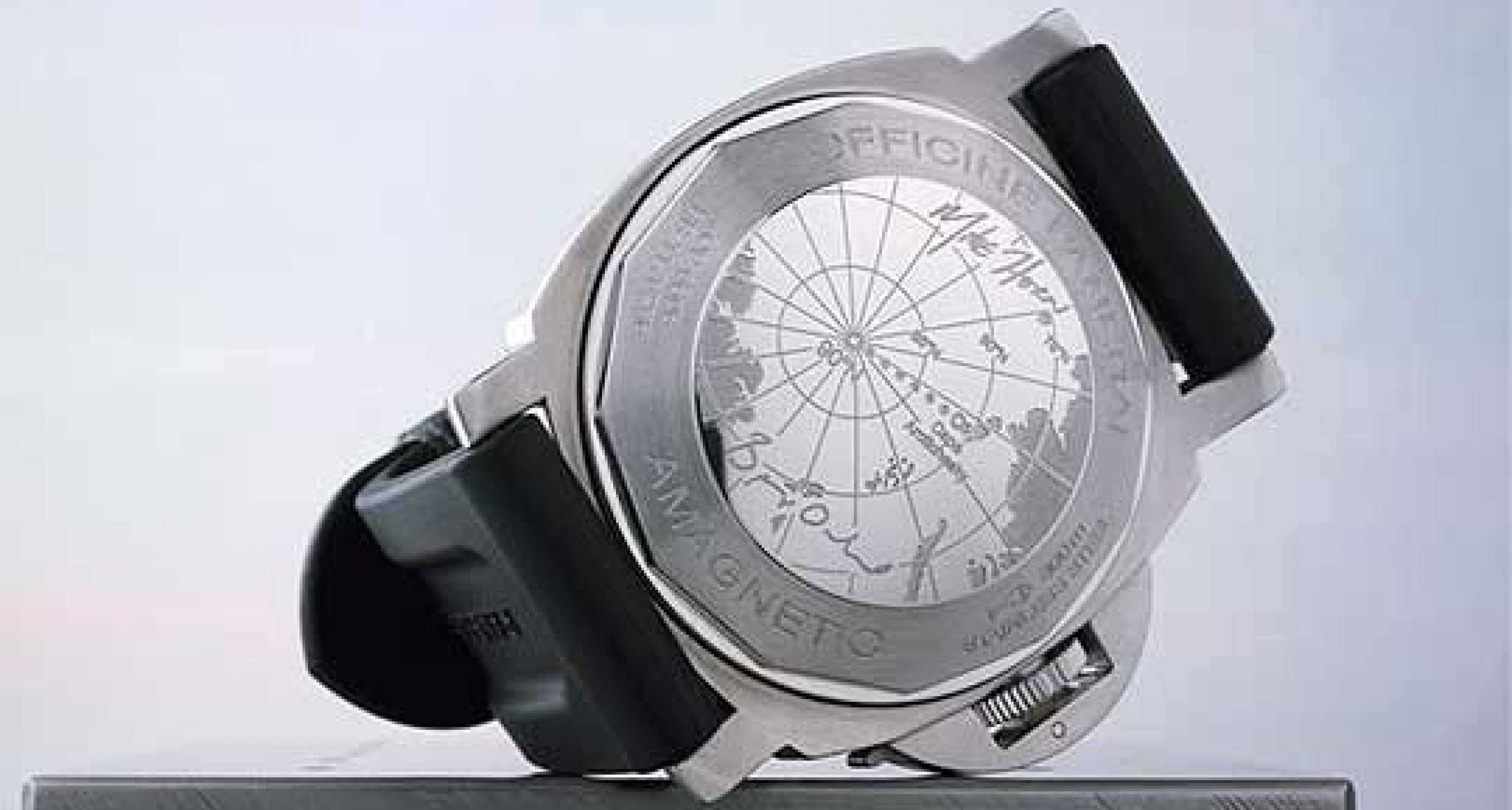 Panerai Luminor GMT North Pole