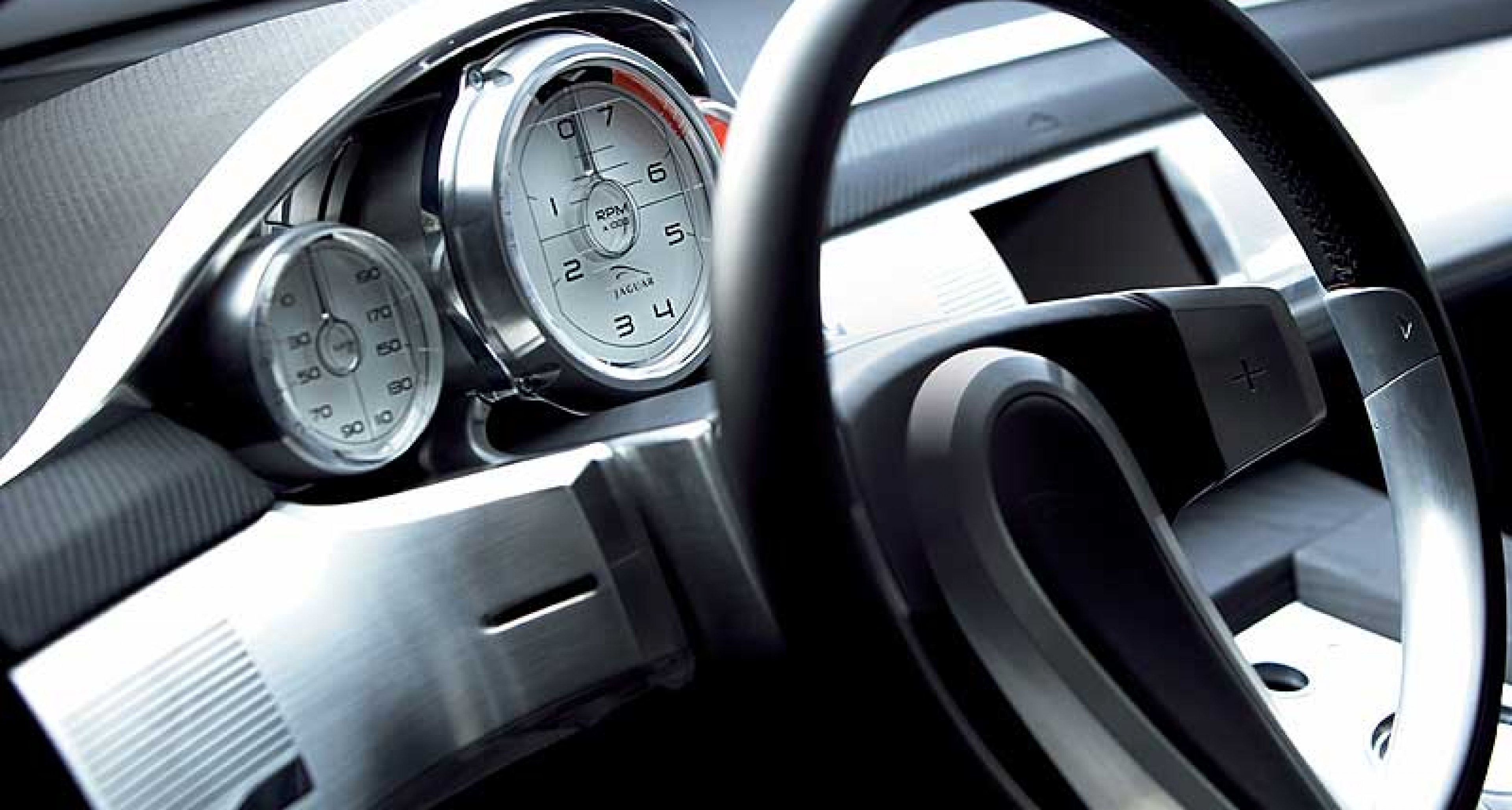 Jaguar C-XF Concept Car
