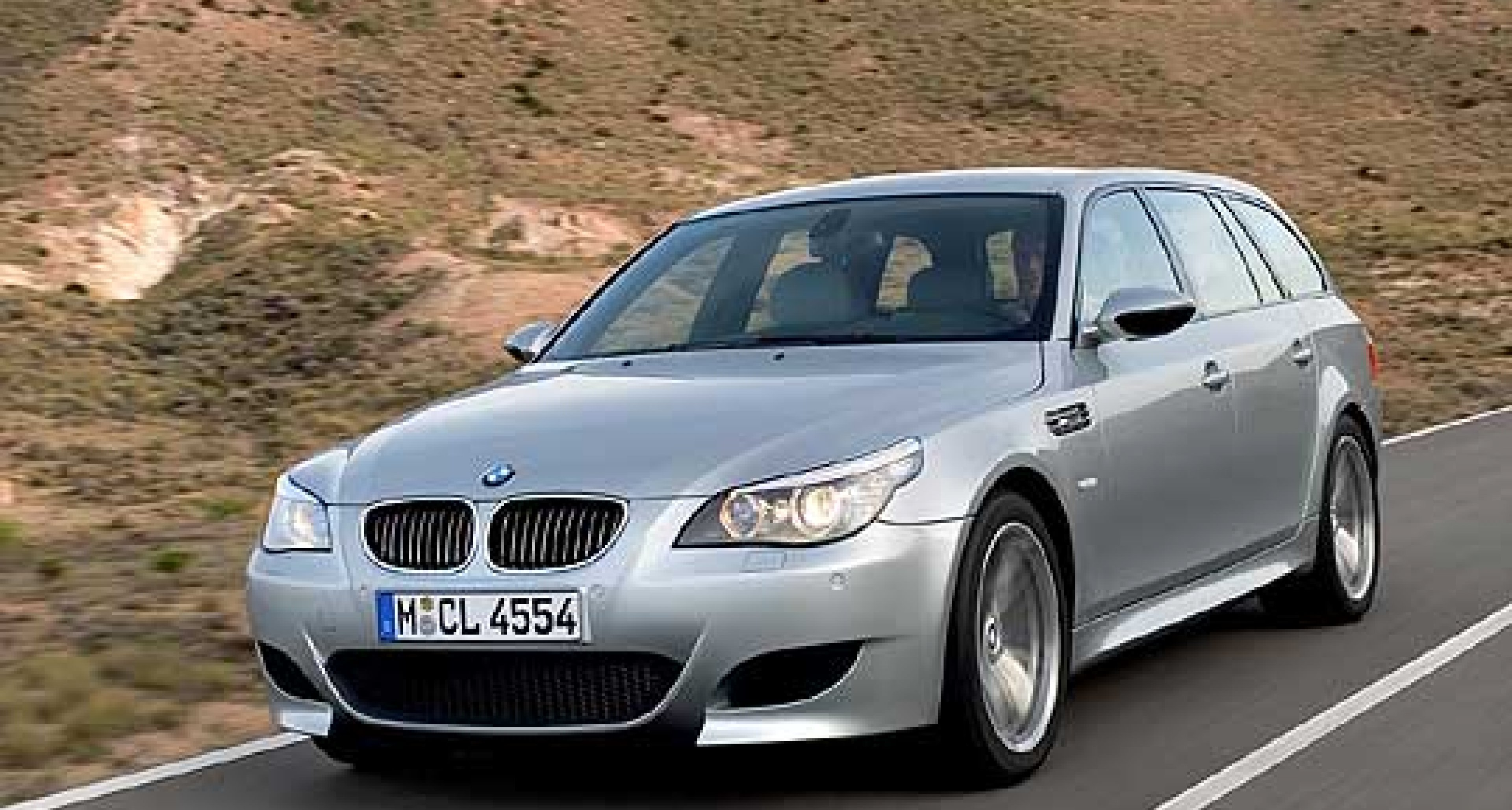 BMW M5 Touring for British Buyers