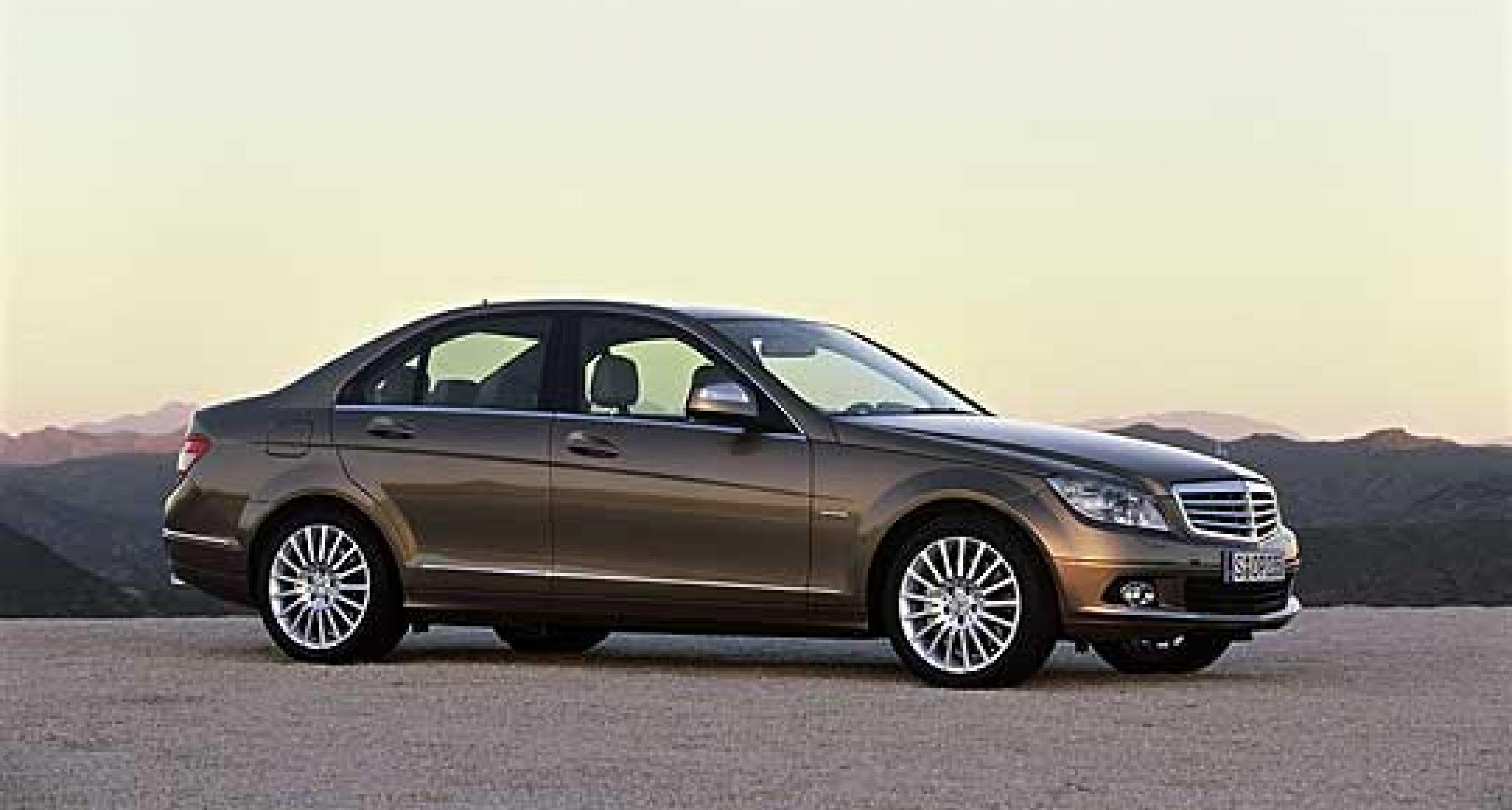 All-new Mercedes Benz C-Class