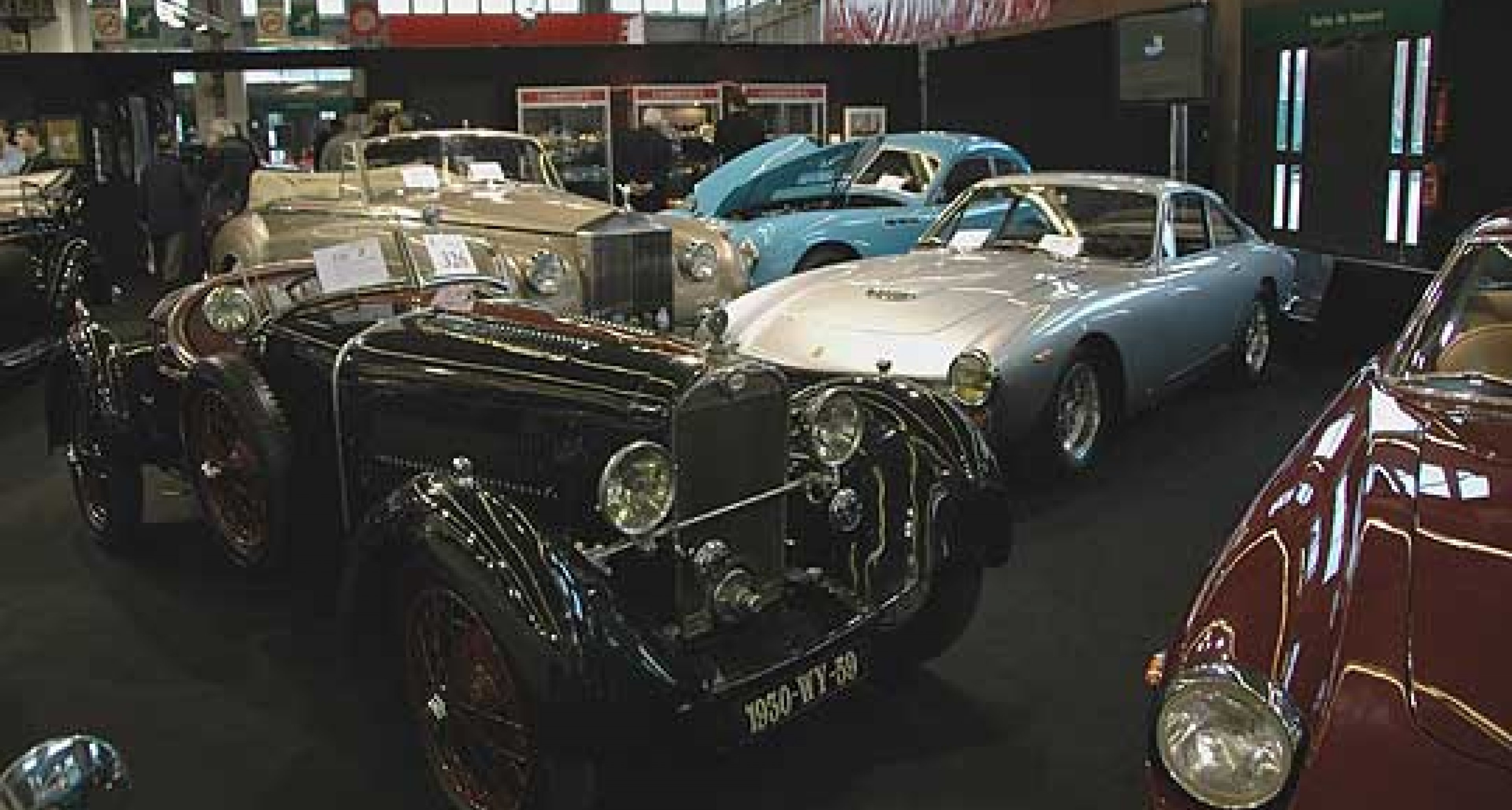 16 - 17 February 2007 Christie's at Rétromobile - Review
