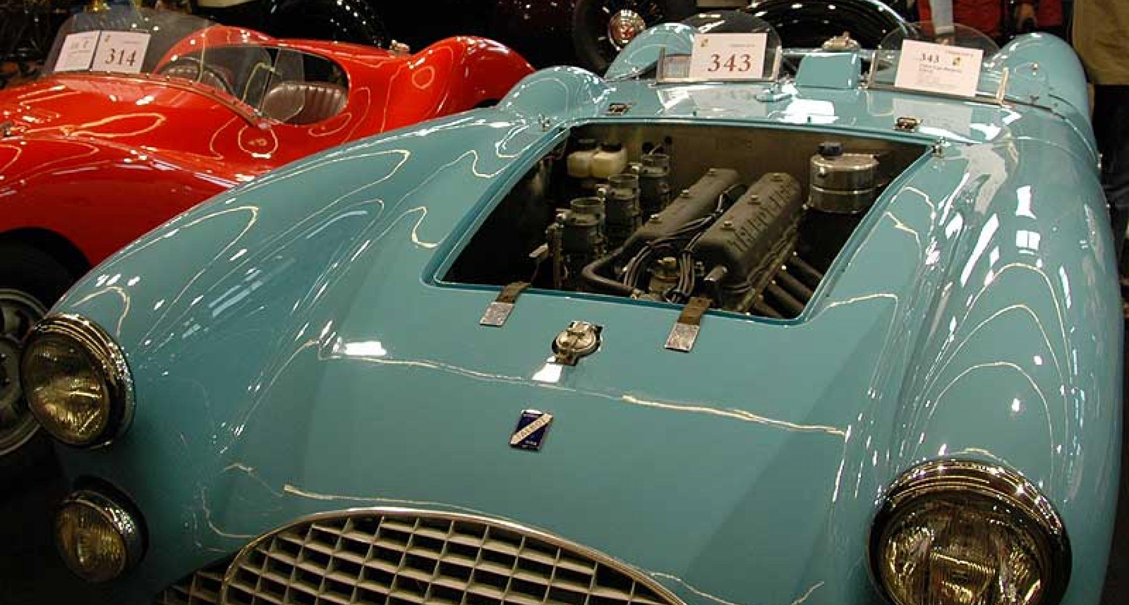 Christie's Rétromobile Paris 2007 - Rückblick