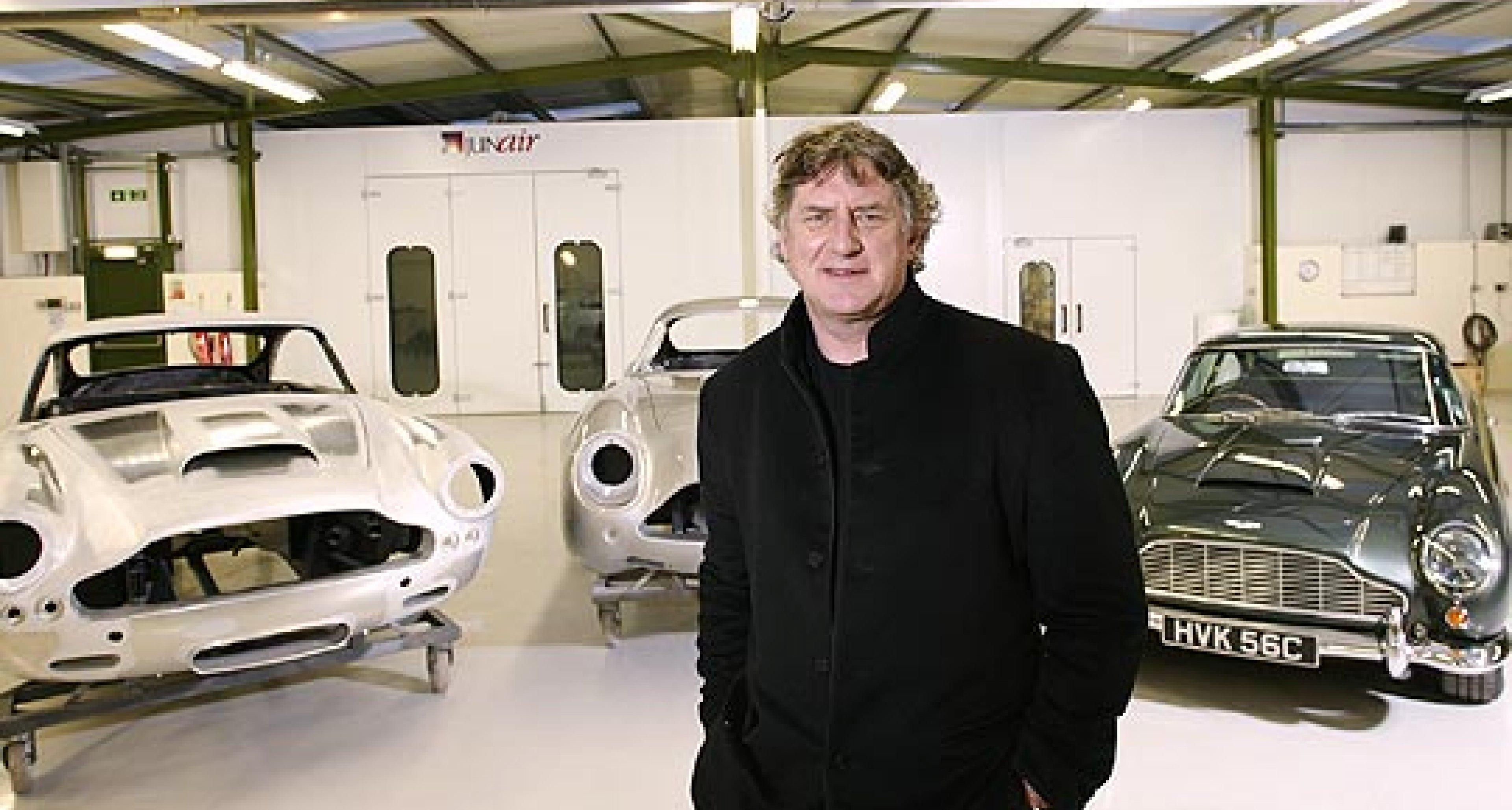 Classic Driver Dealer: The Aston Workshop