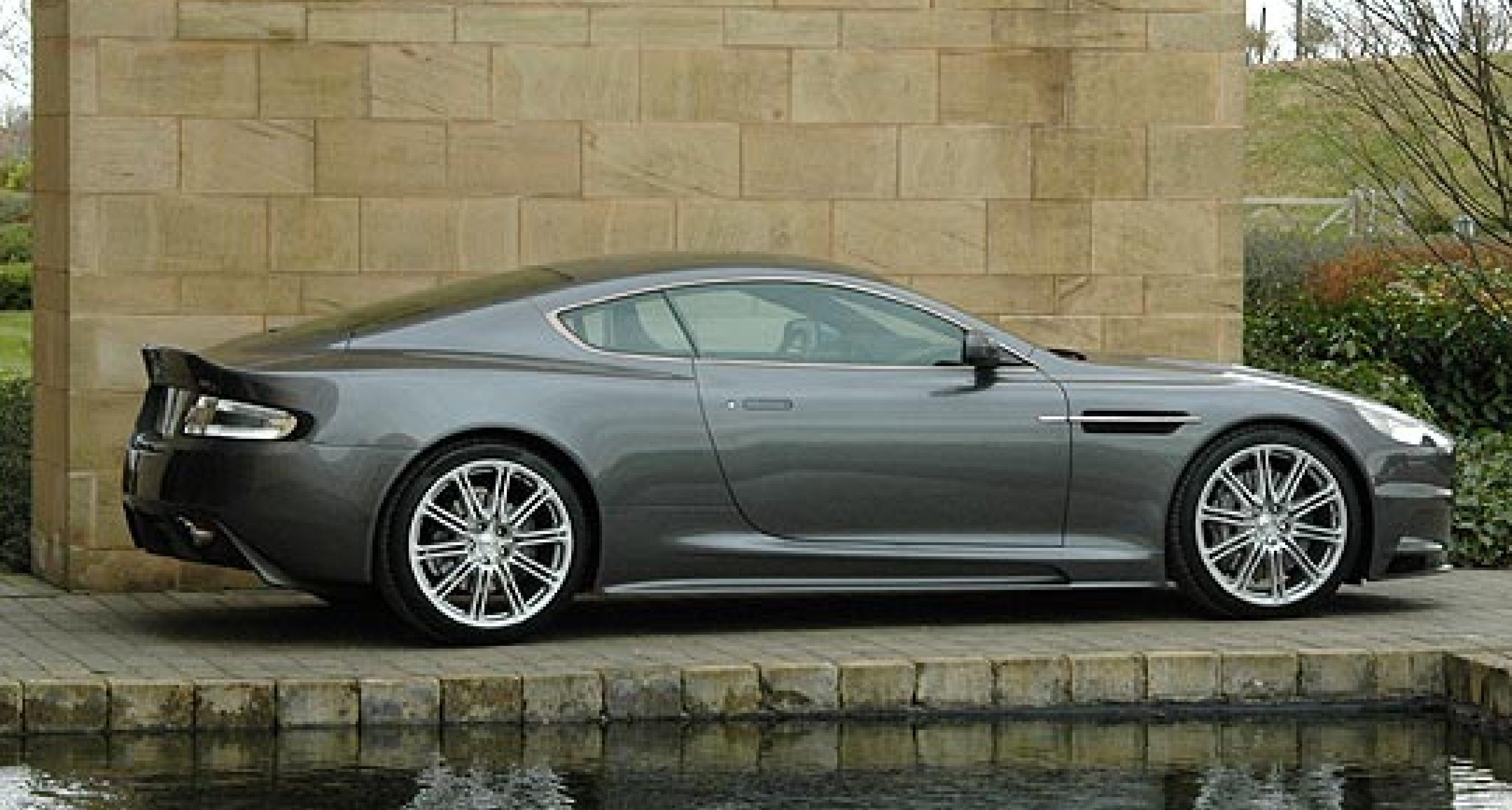 Ford sells Aston Martin