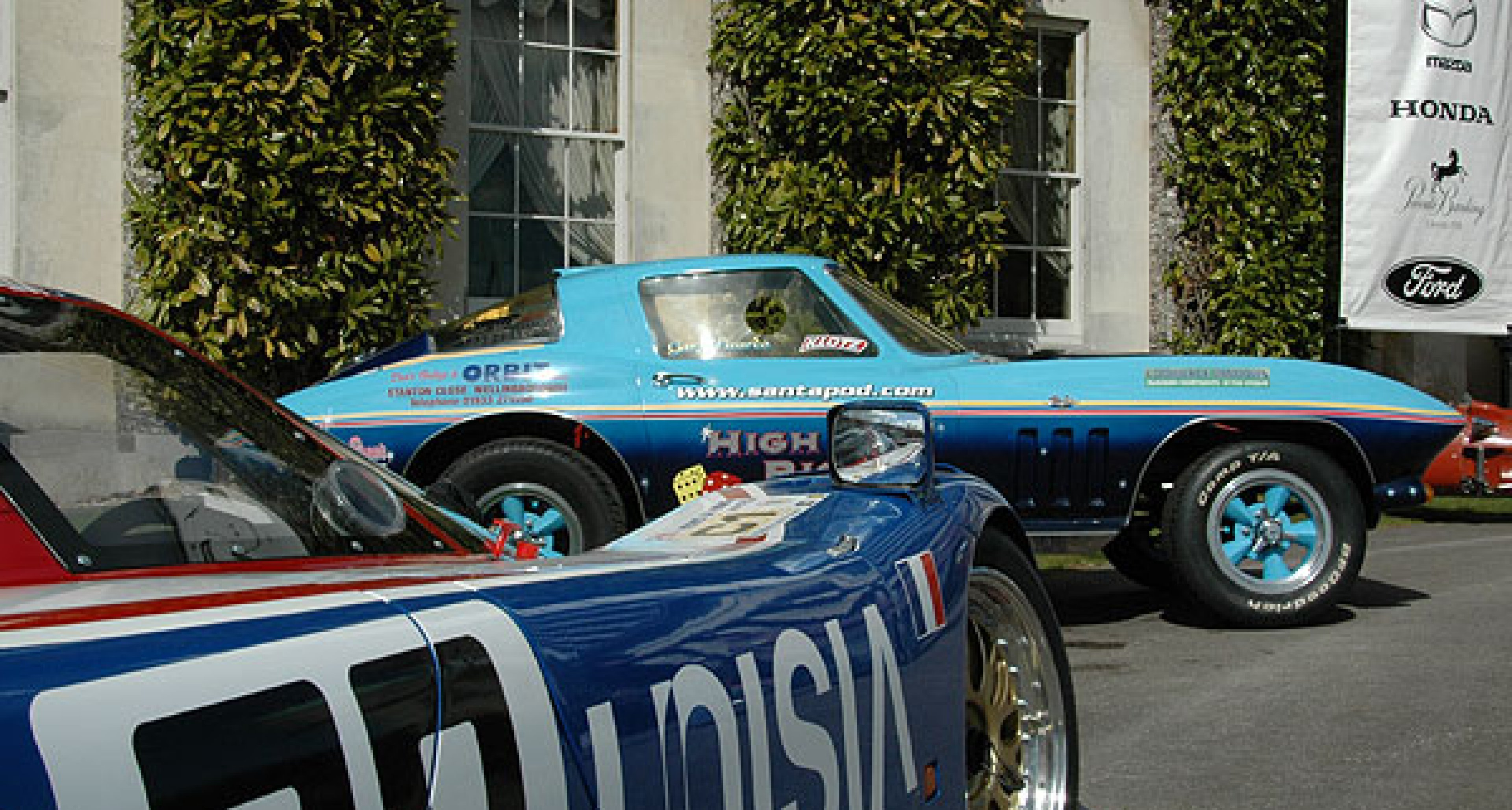 The 2007 Goodwood Festival of Speed