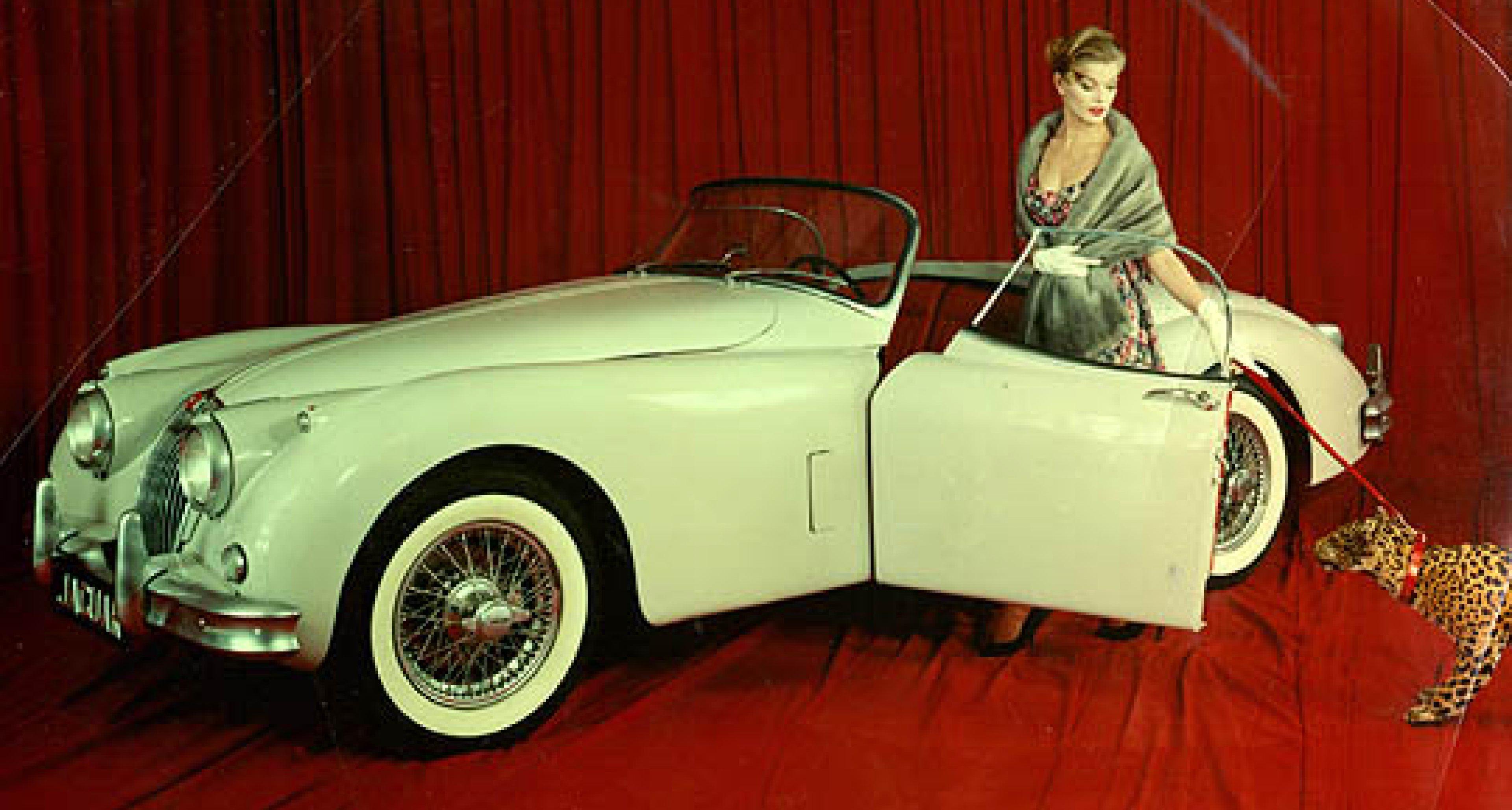Jaguar Heritage Auction