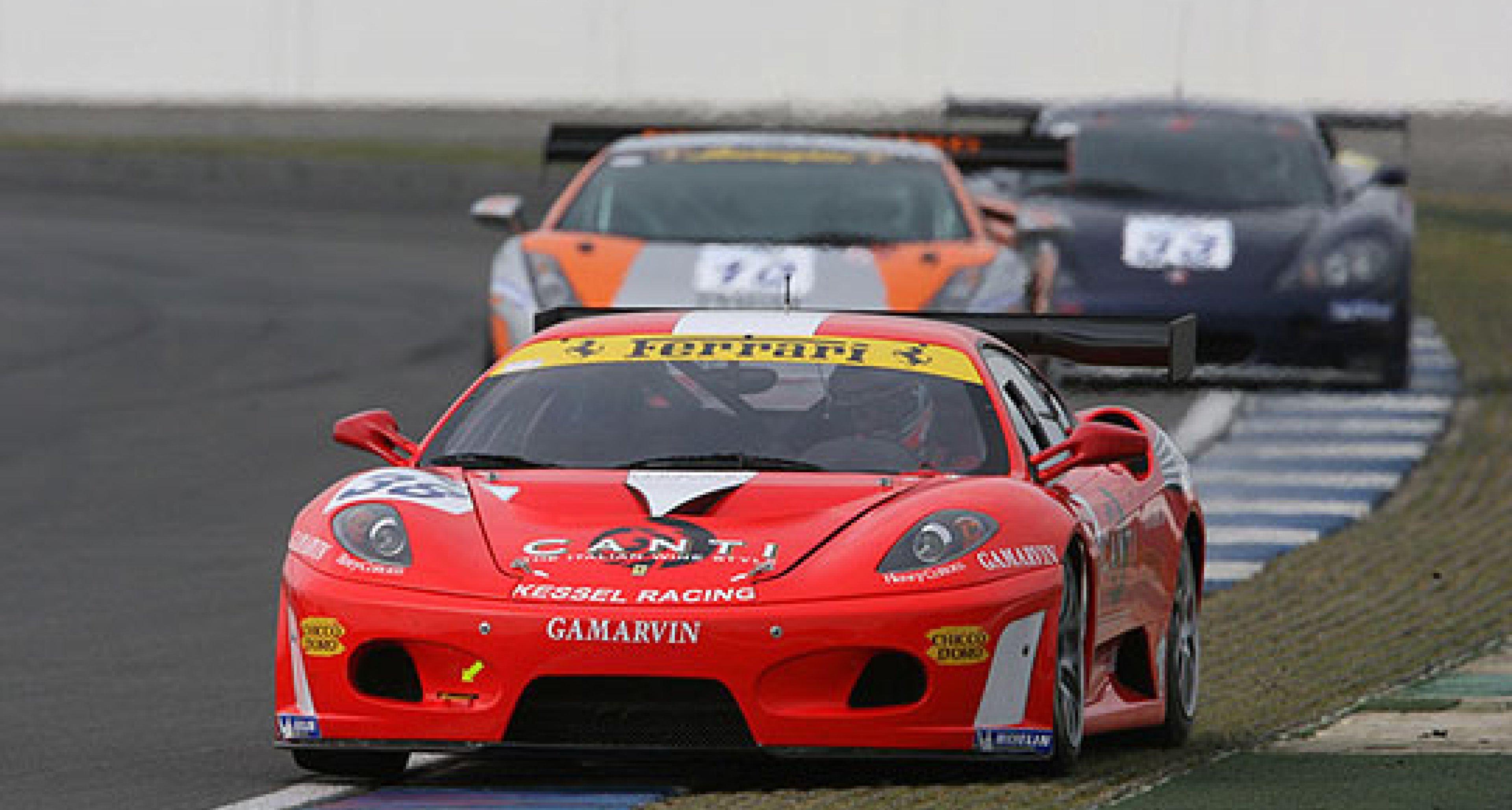 2007 Royal Automobile Club Tourist Trophy - FIA GTs at Silverstone