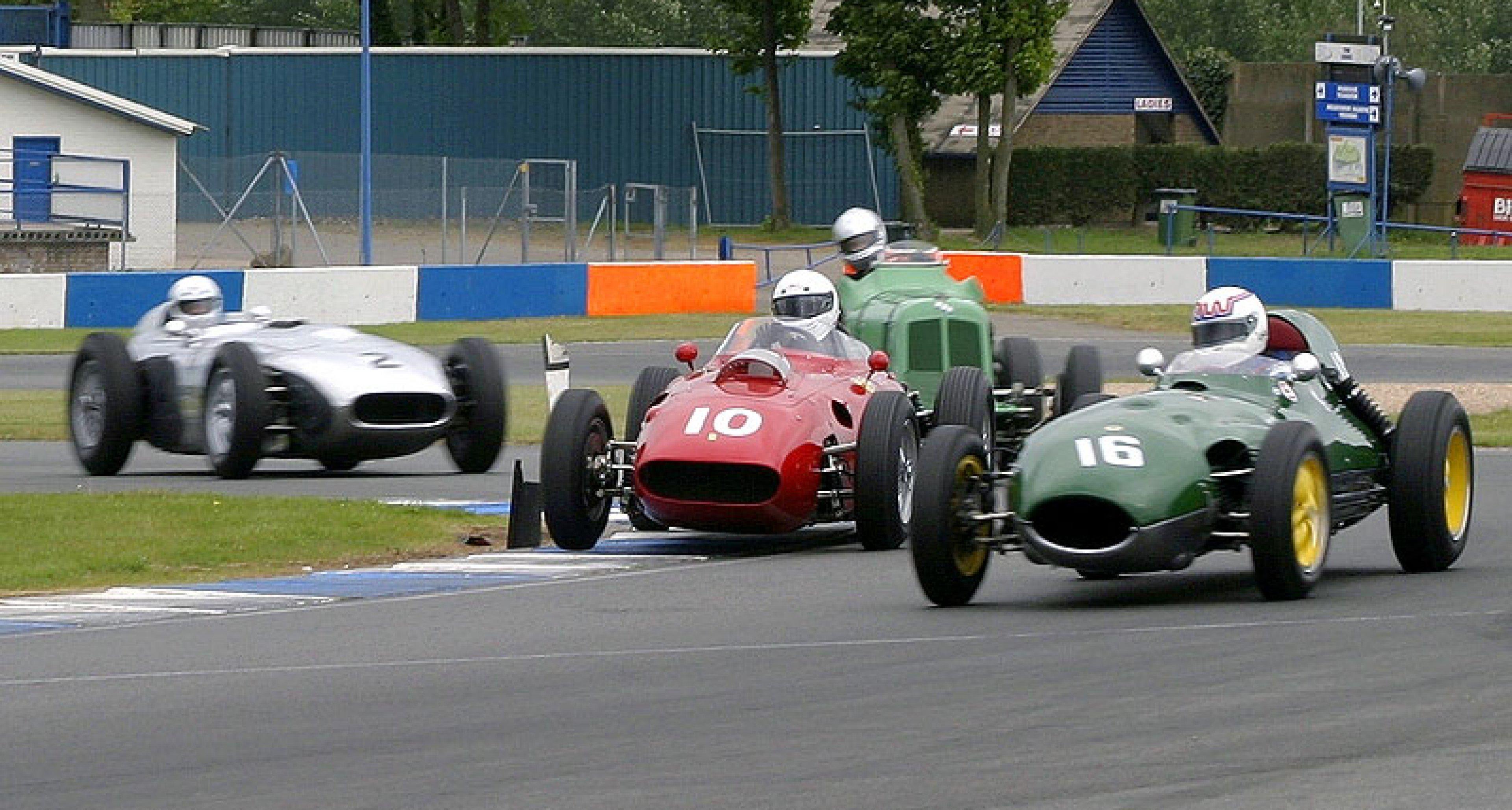'La Grande Passione' - The Masters Series at Donington May 2007