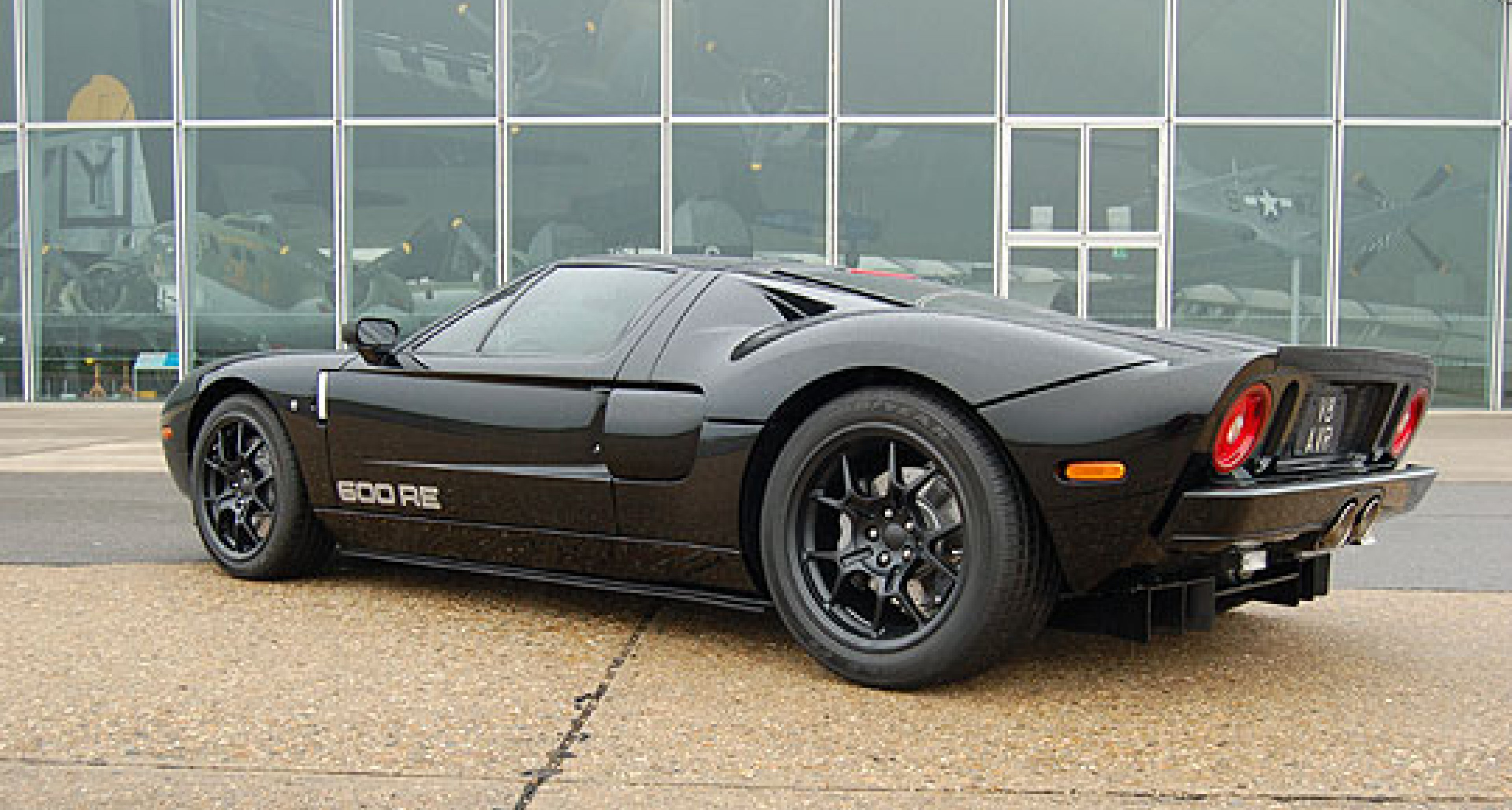The Way To The Stars – The Ford GT 600RE