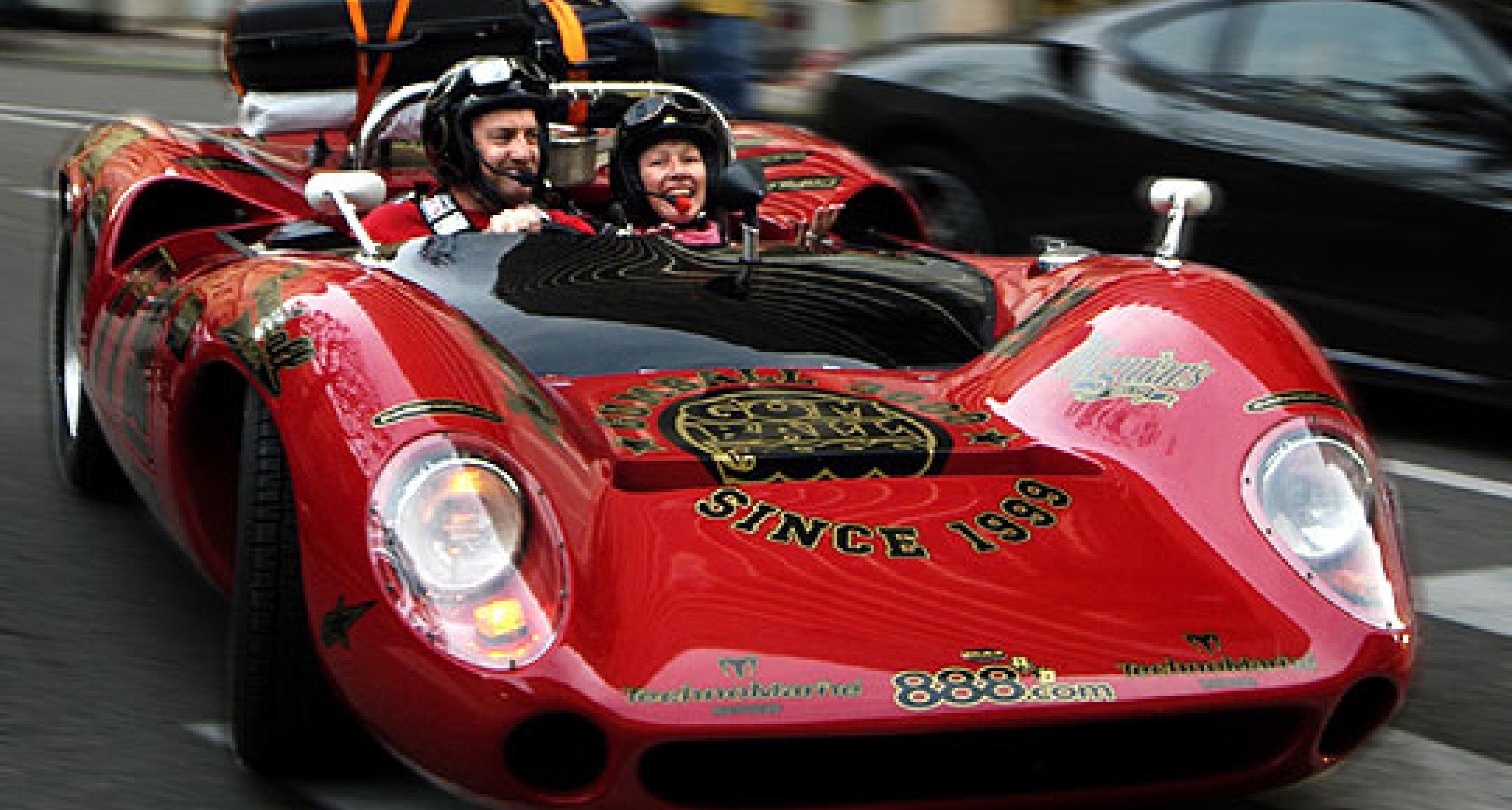 Classic Driver Dealer: Cult Sports Cars