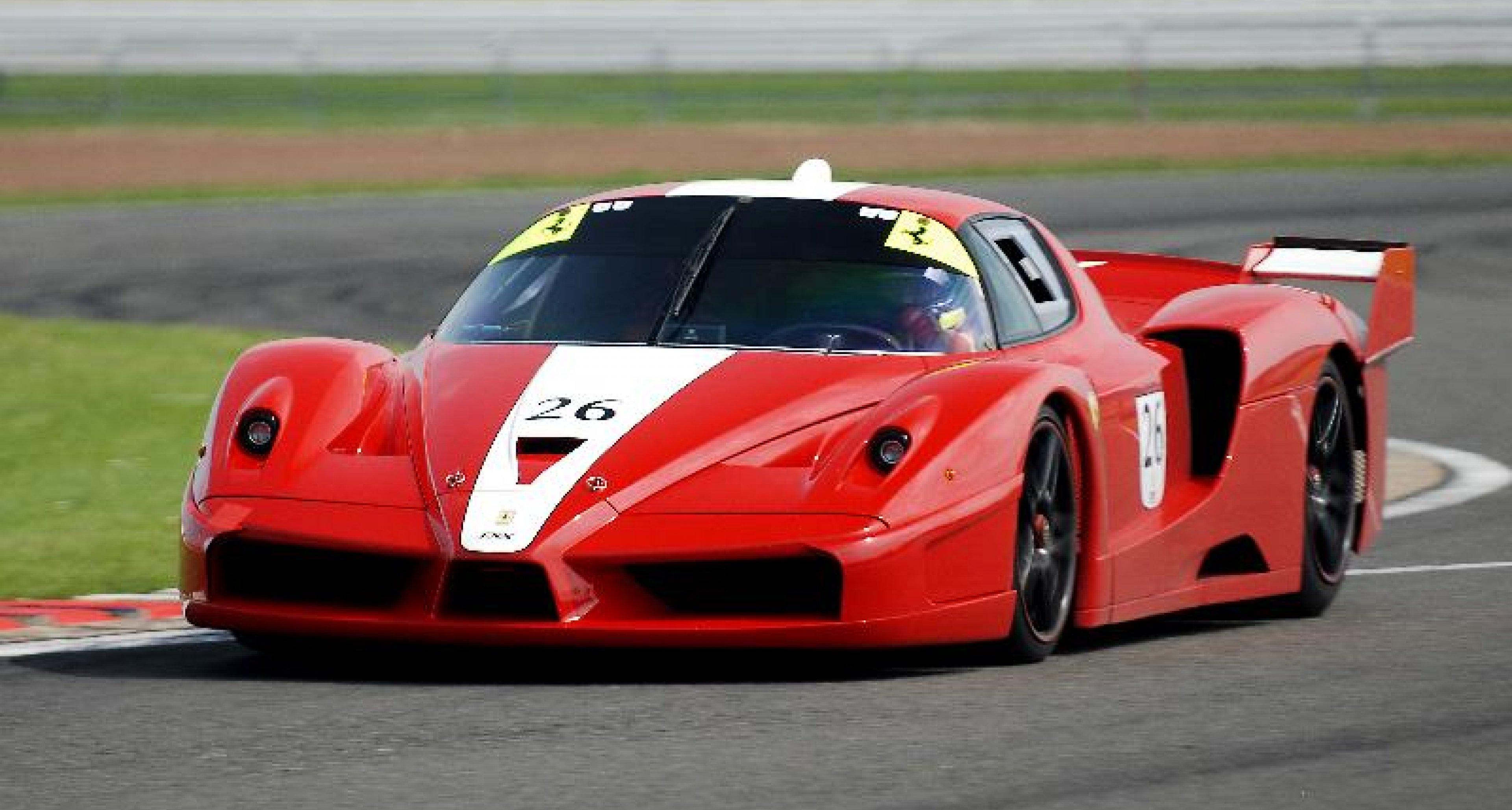 Ferrari Racing Days at Silverstone 2007