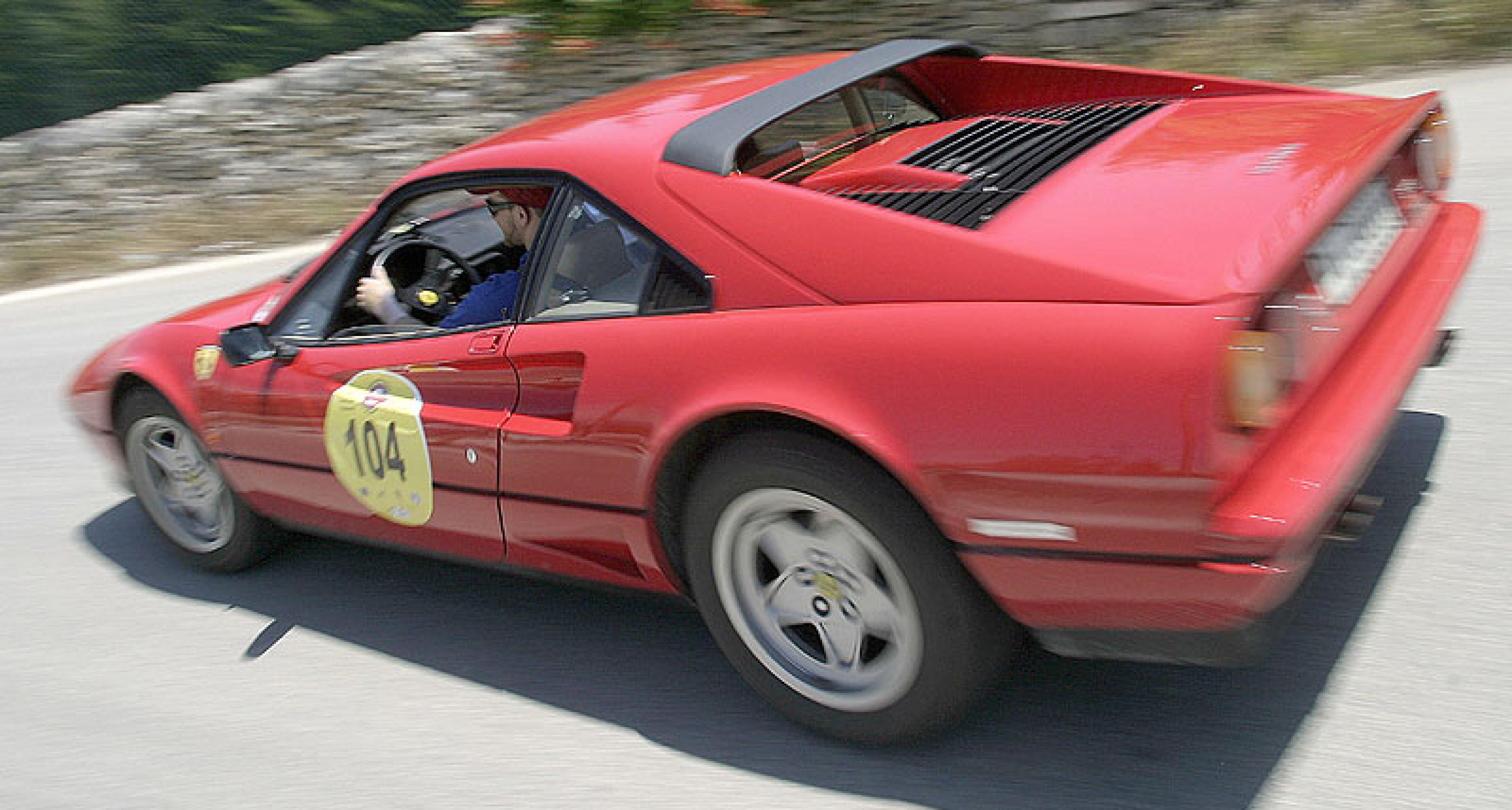 Giro Di Sicilia - Targa Florio 4 - 11 June 2007