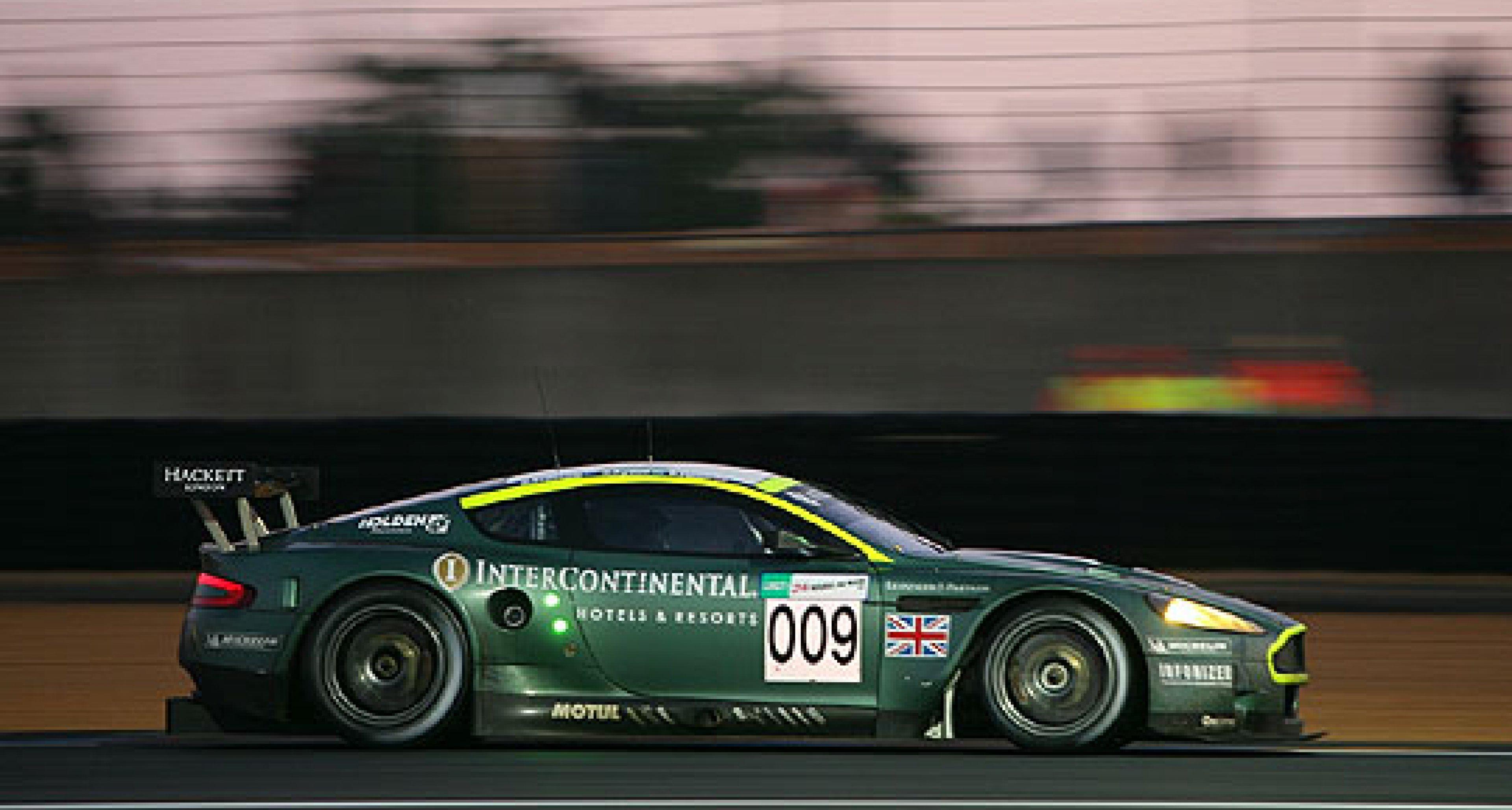Six Appeal – Aston Martin triumphs at 2007 Le Mans 24 Hours