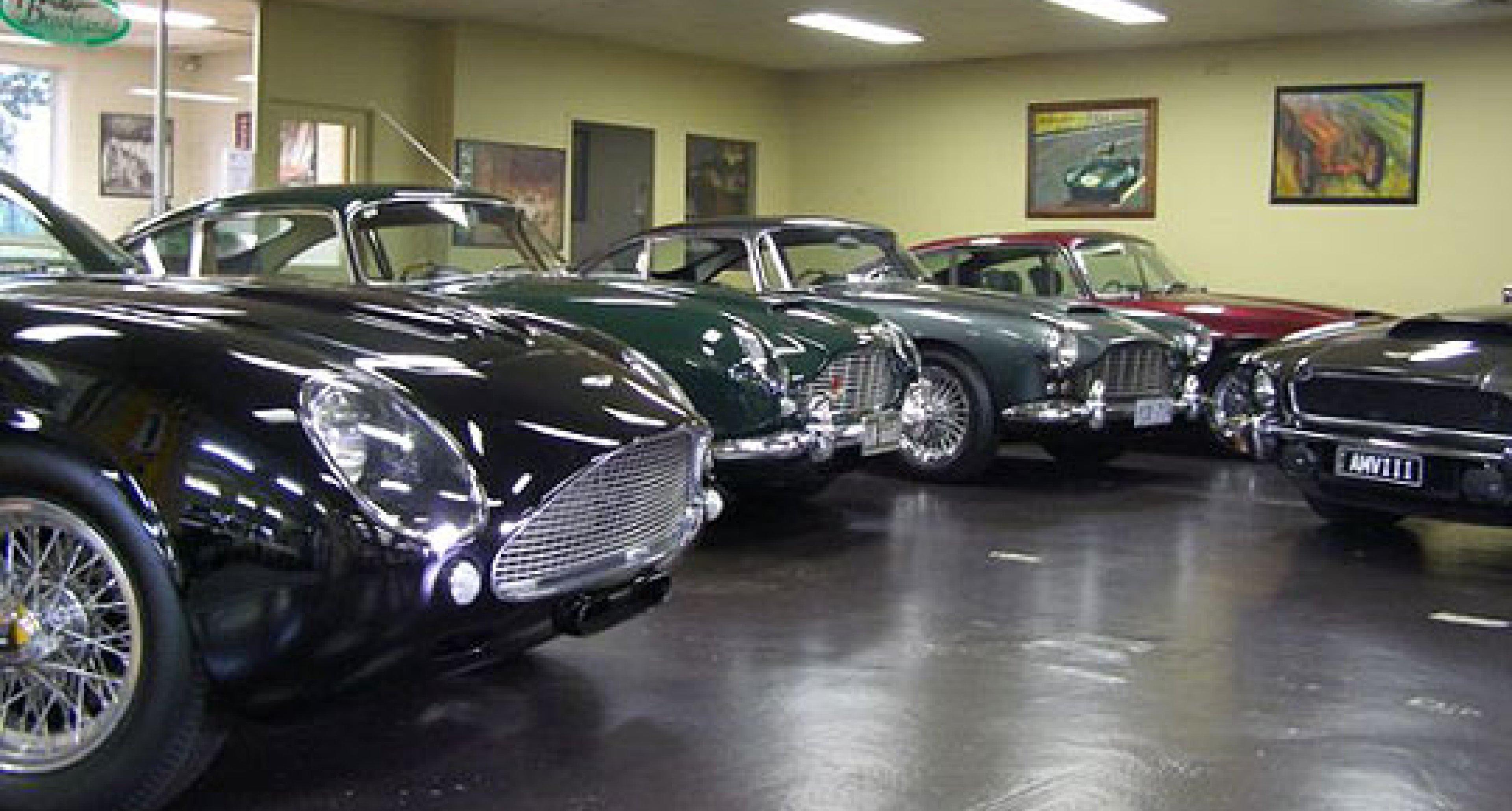 Classic Driver Dealer: Brooklands Classic Cars