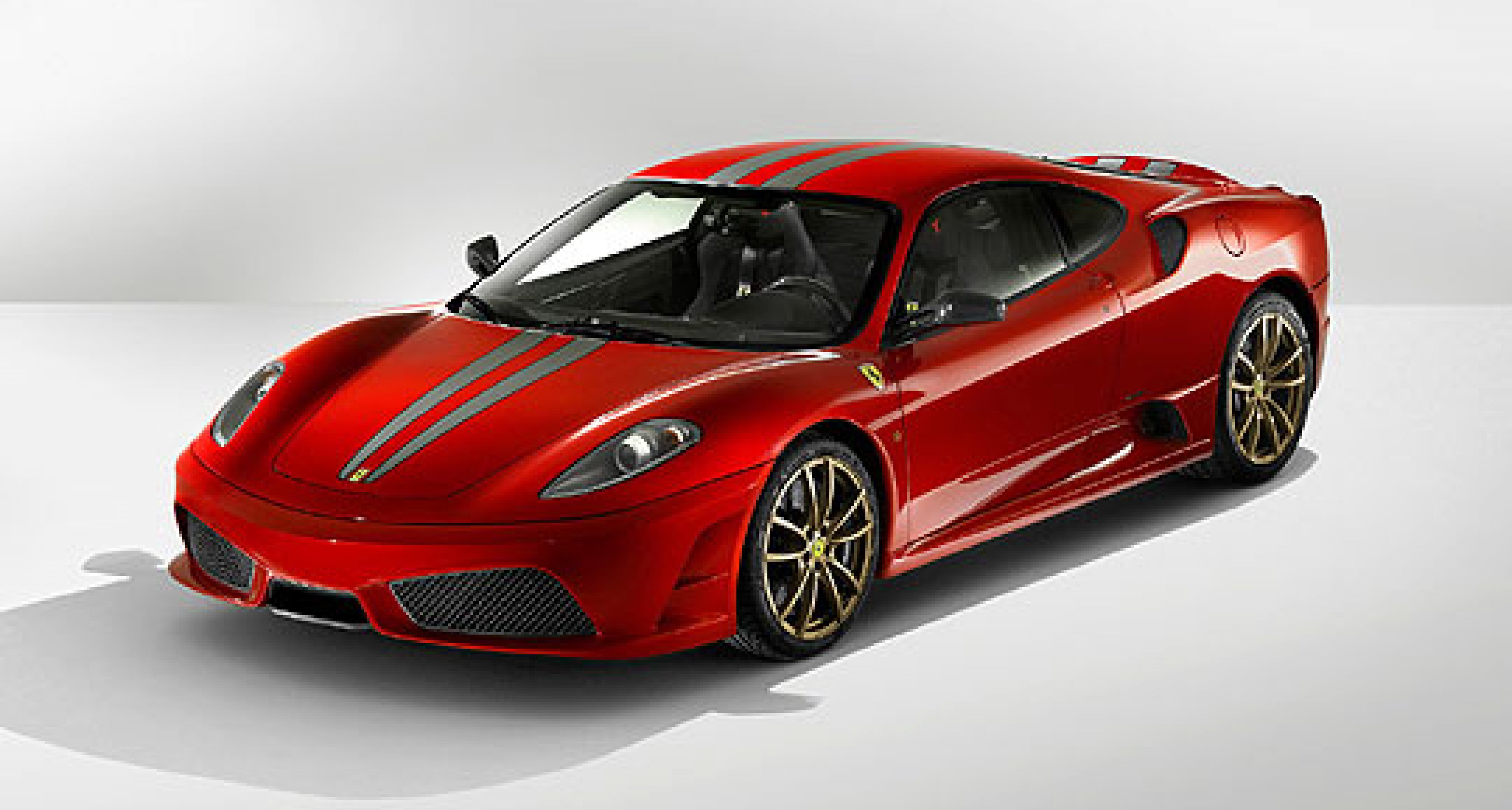 Ferrari 430 Scuderia to debut at Frankfurt