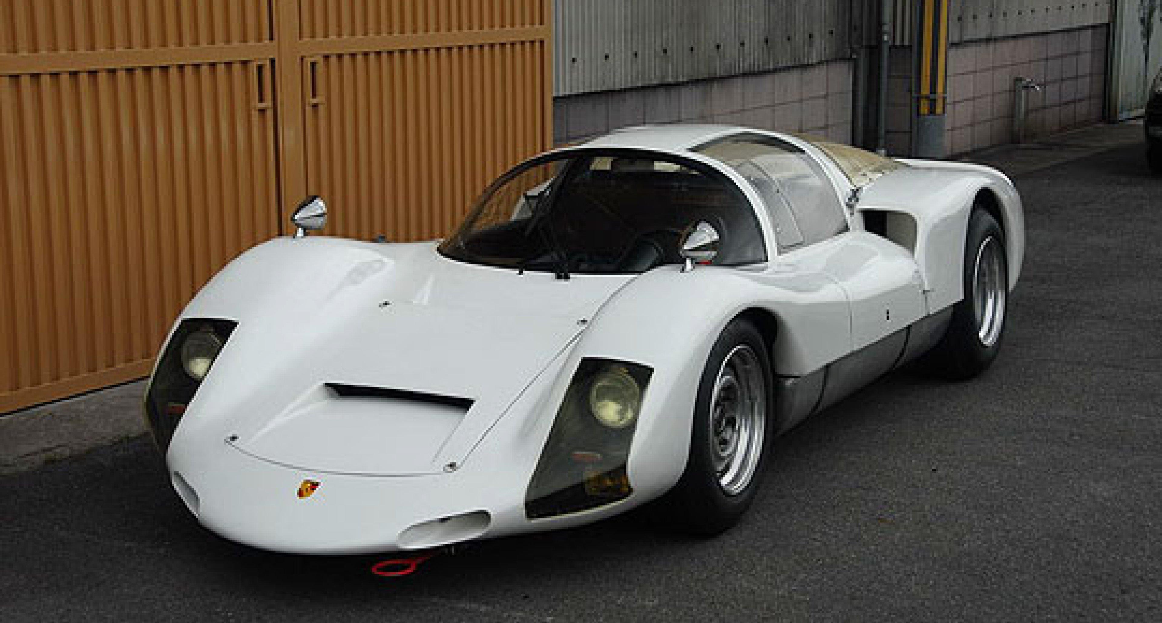 Historic Prototype Porsche Sports Racer for Sale
