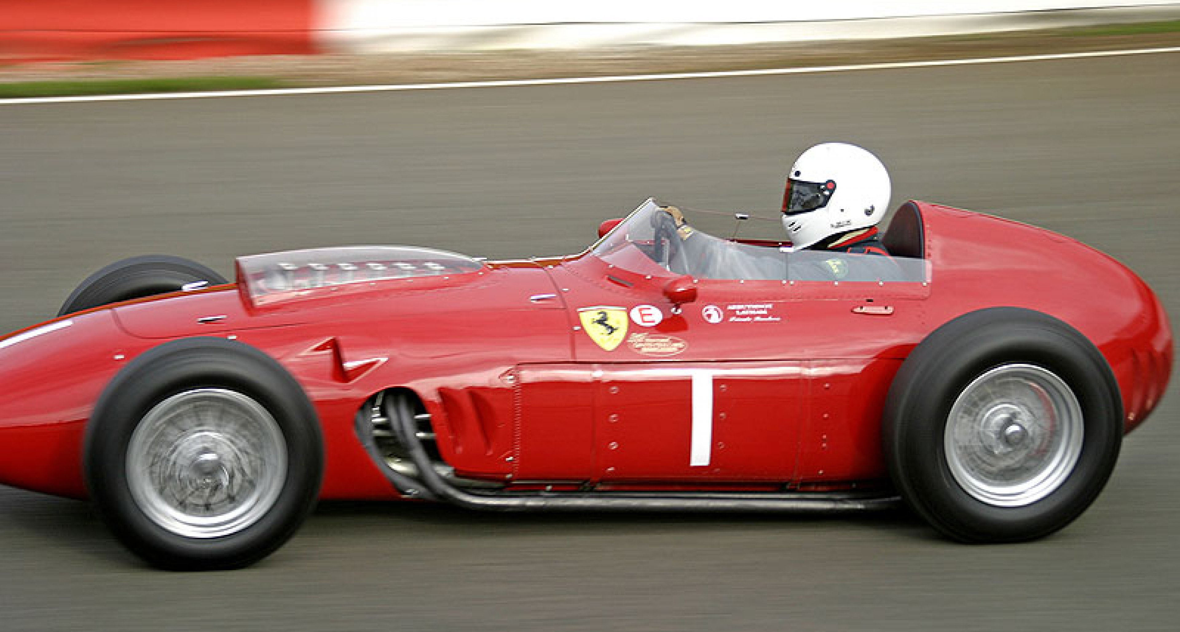 The Silverstone Classic - July 2007