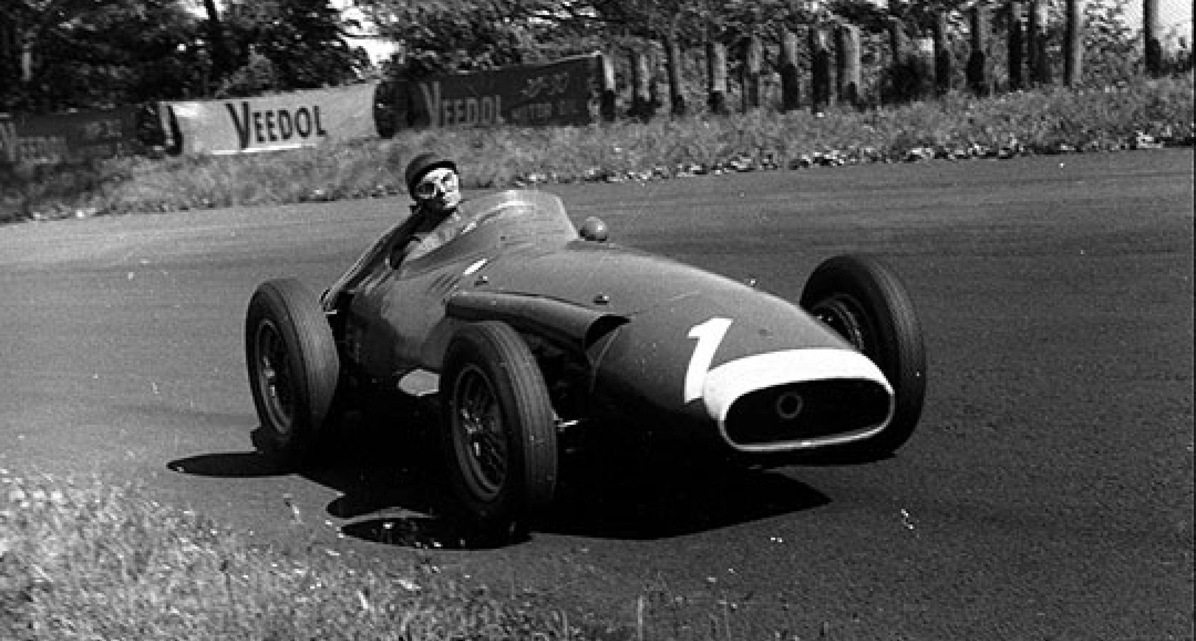Fiftieth Anniversary of Fangio's Epic Win