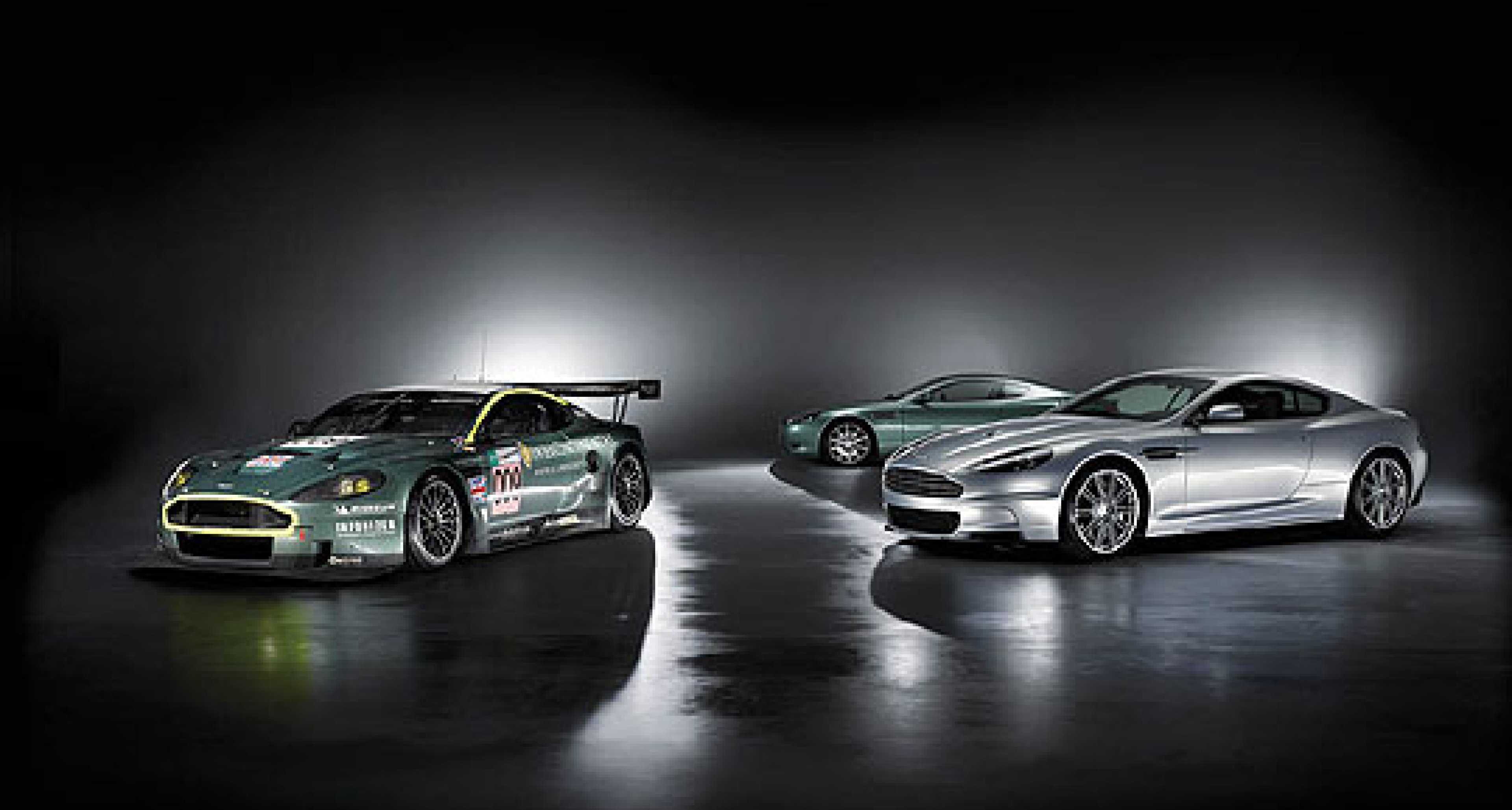 New Aston Martin DBS Unveiled at Pebble Beach