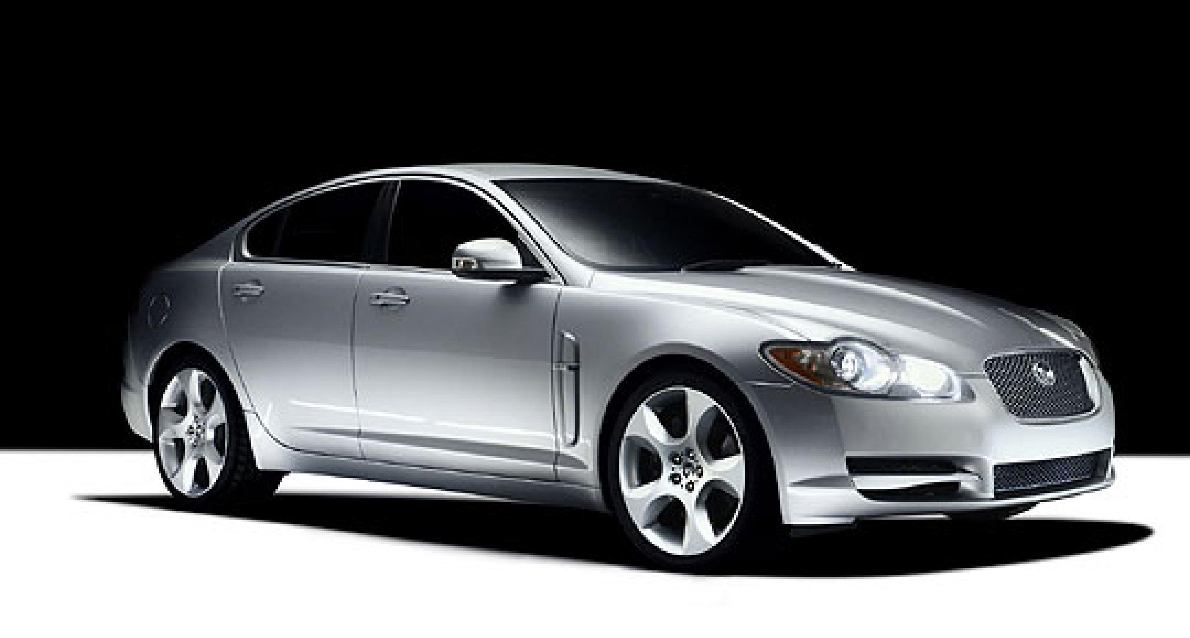 Jaguar XF - the full story