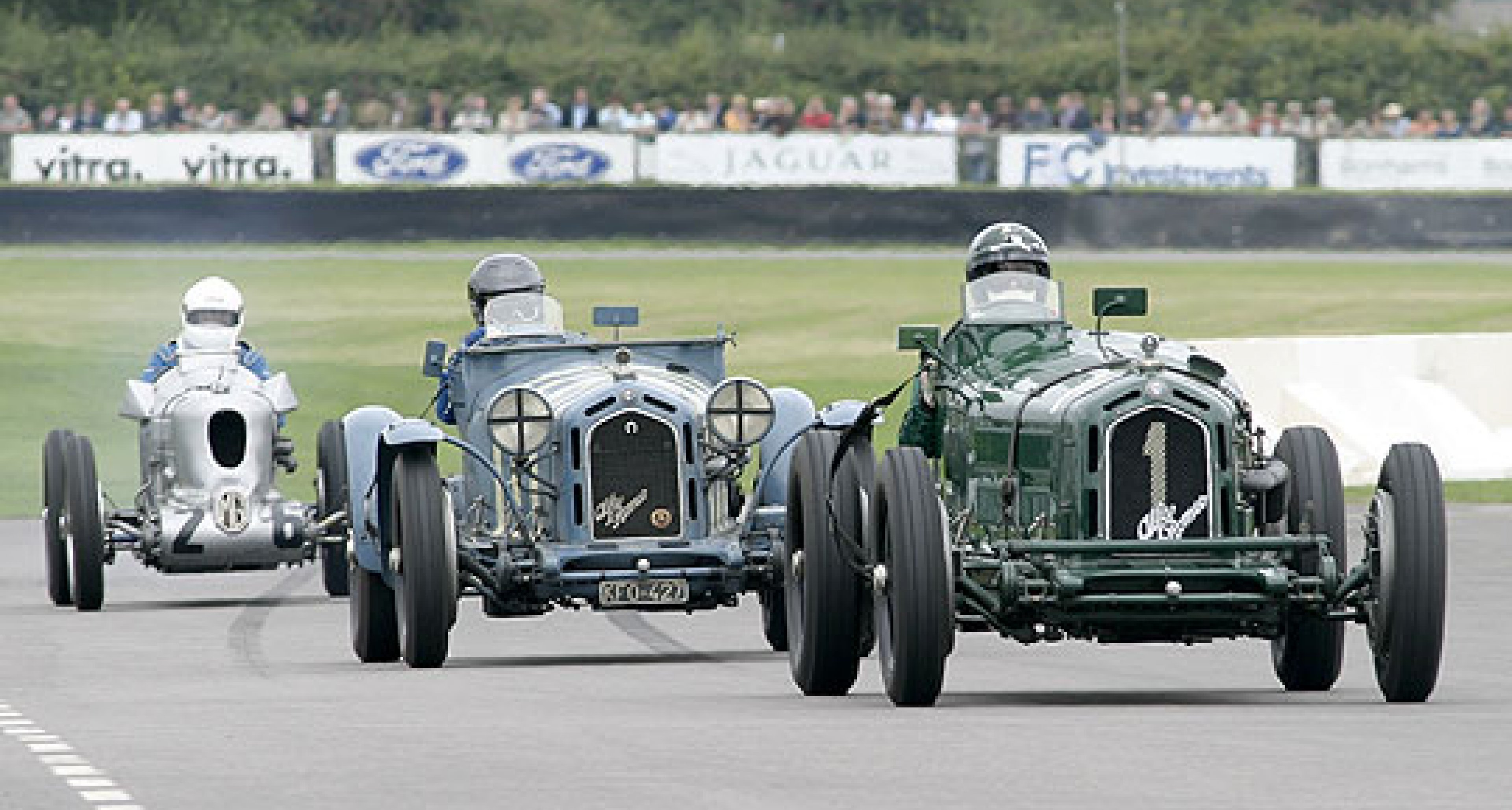 The 2007 Goodwood Revival