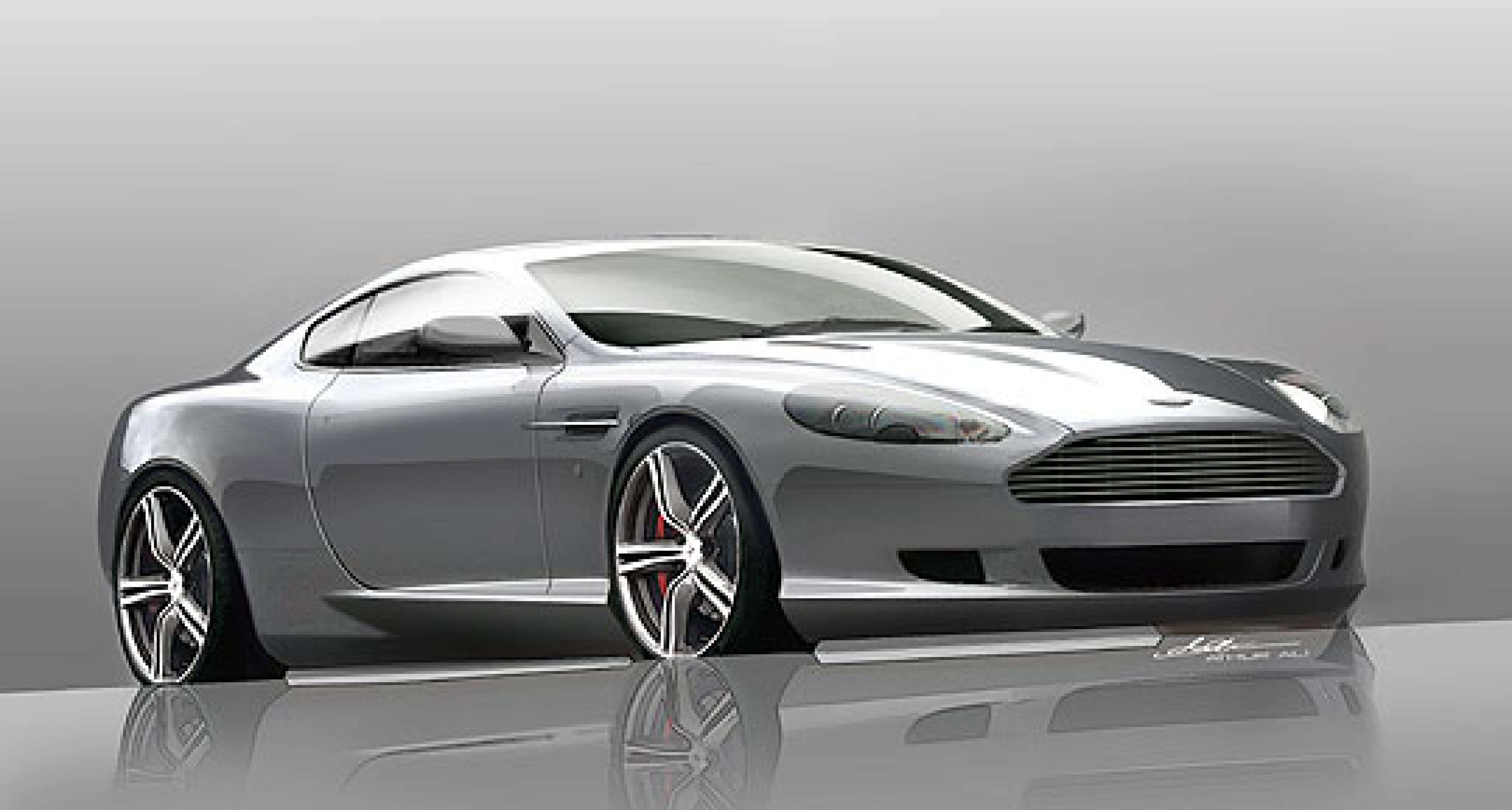 Two new special editions from Aston Martin at Frankfurt