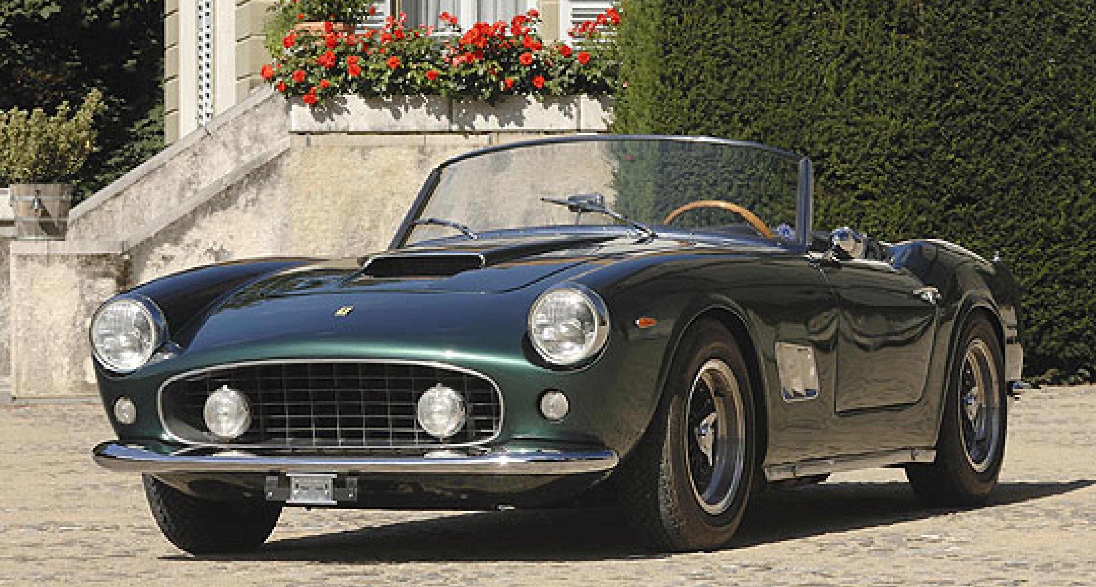 Spyder California and F40 – three decades of Ferrari brilliance