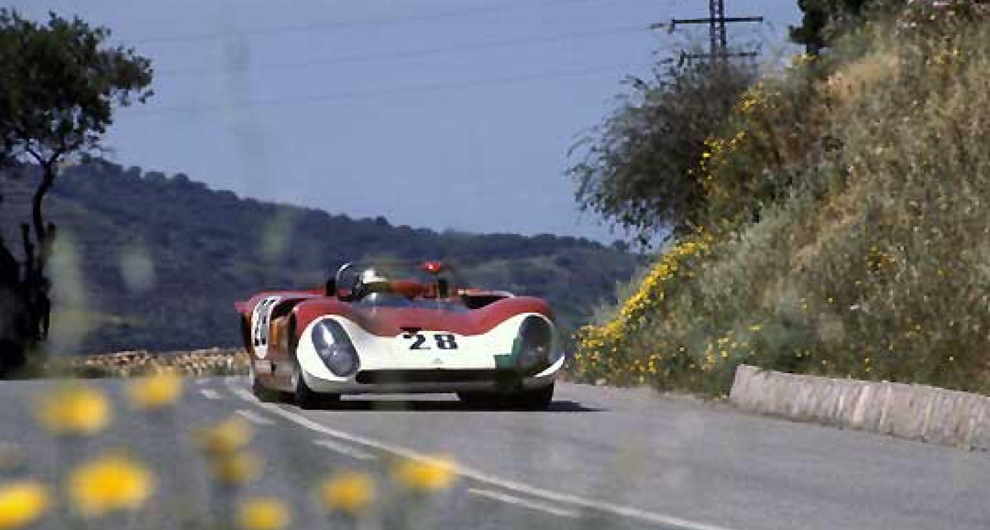 Alfa Romeo sports-racing cars – a decade of development