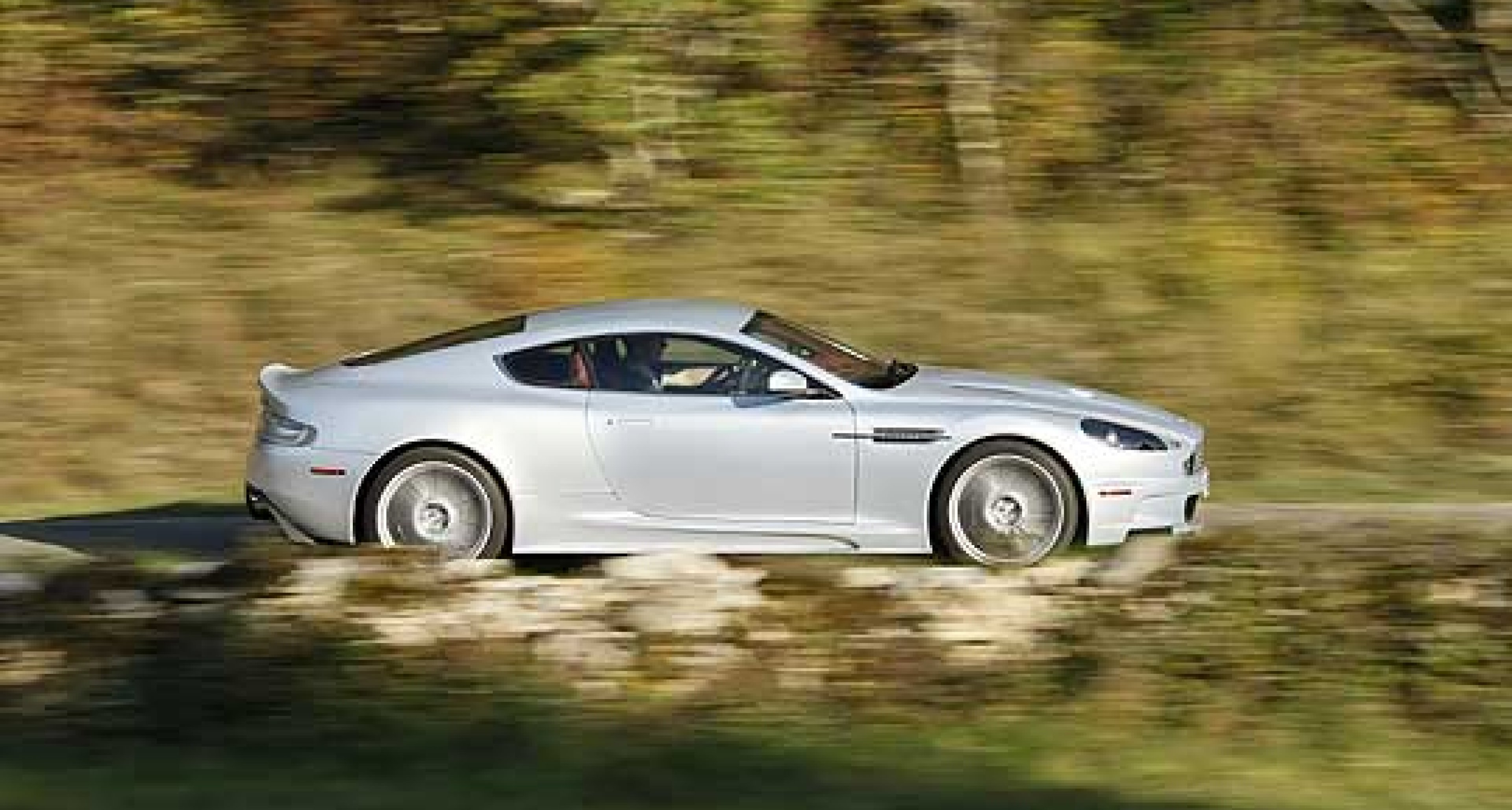 Aston Martin DBS – First Drive