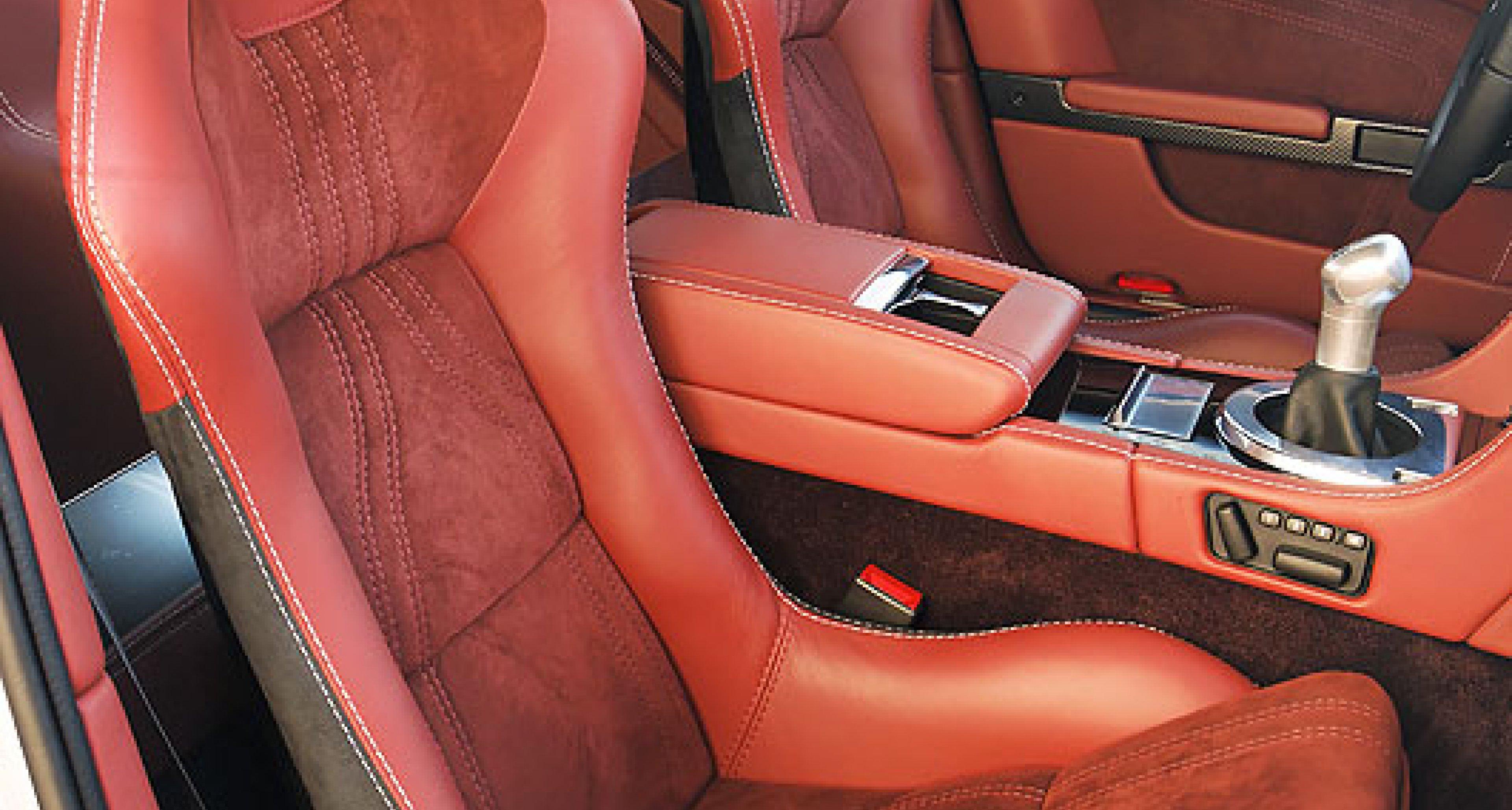 Aston Martin DBS – First Drive