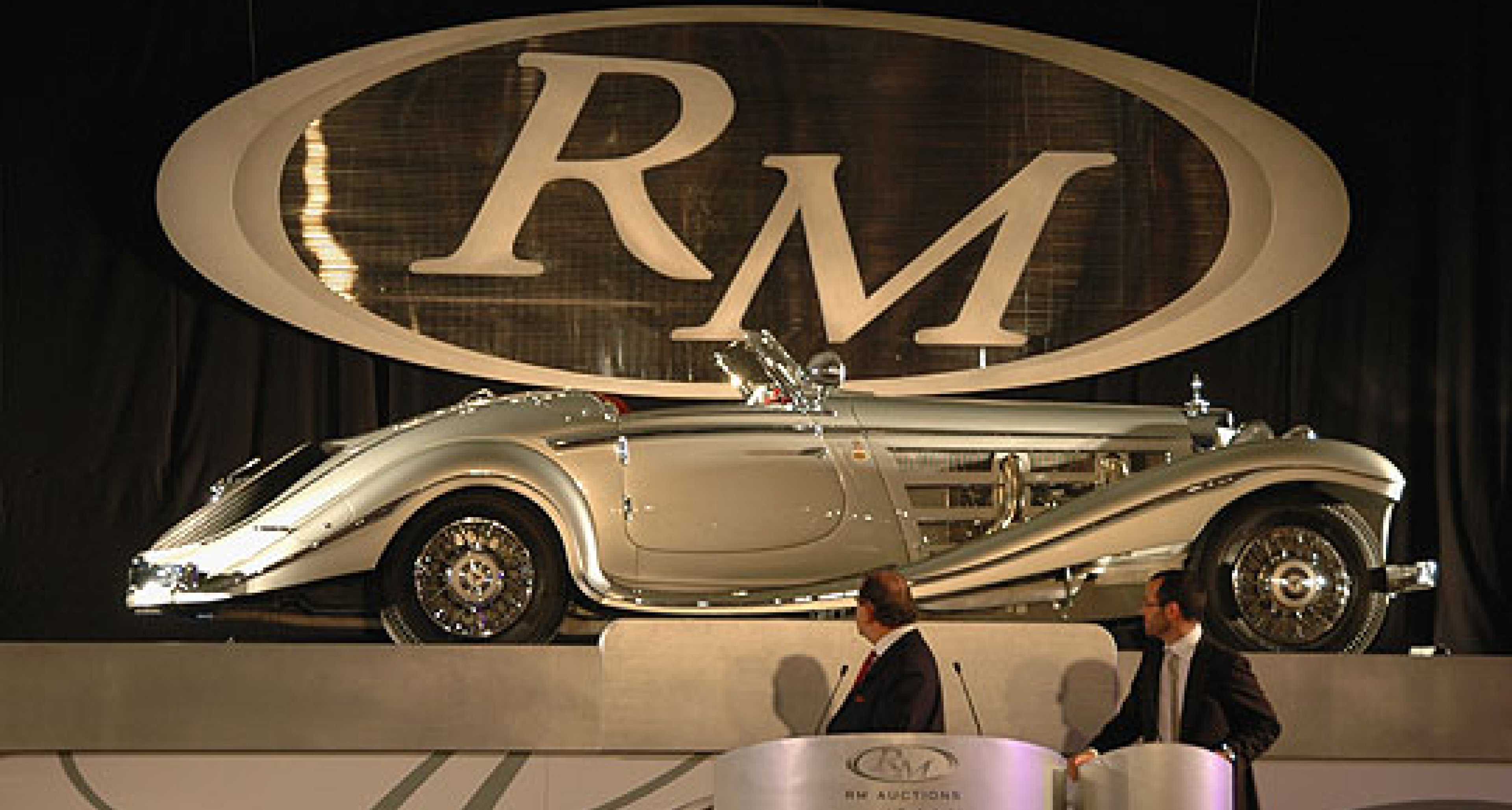 RM Auctions - Automobiles of London 31st October 2007 - Review