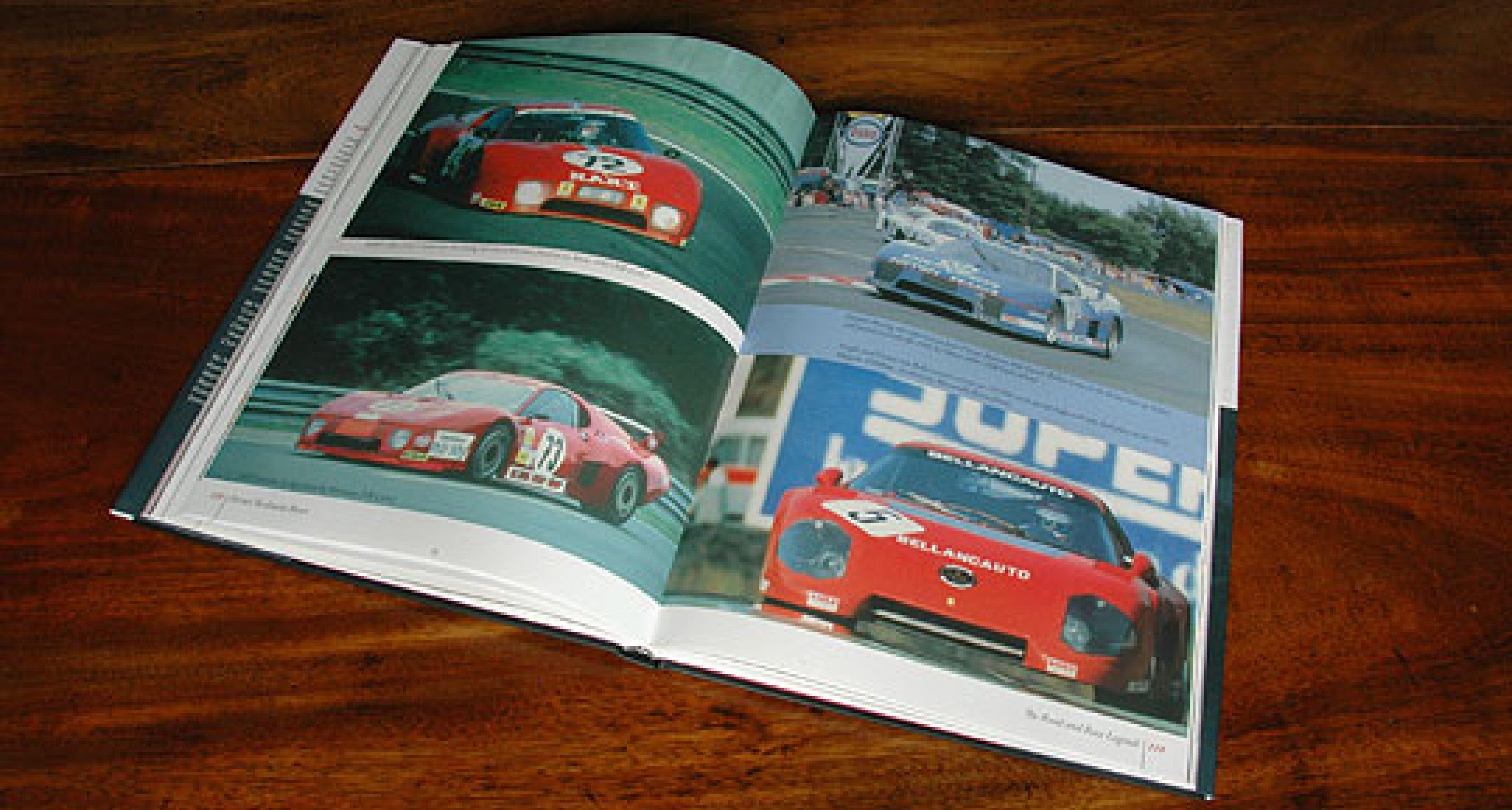 Ferrari Berlinetta Boxer – The Road and Racing Legends