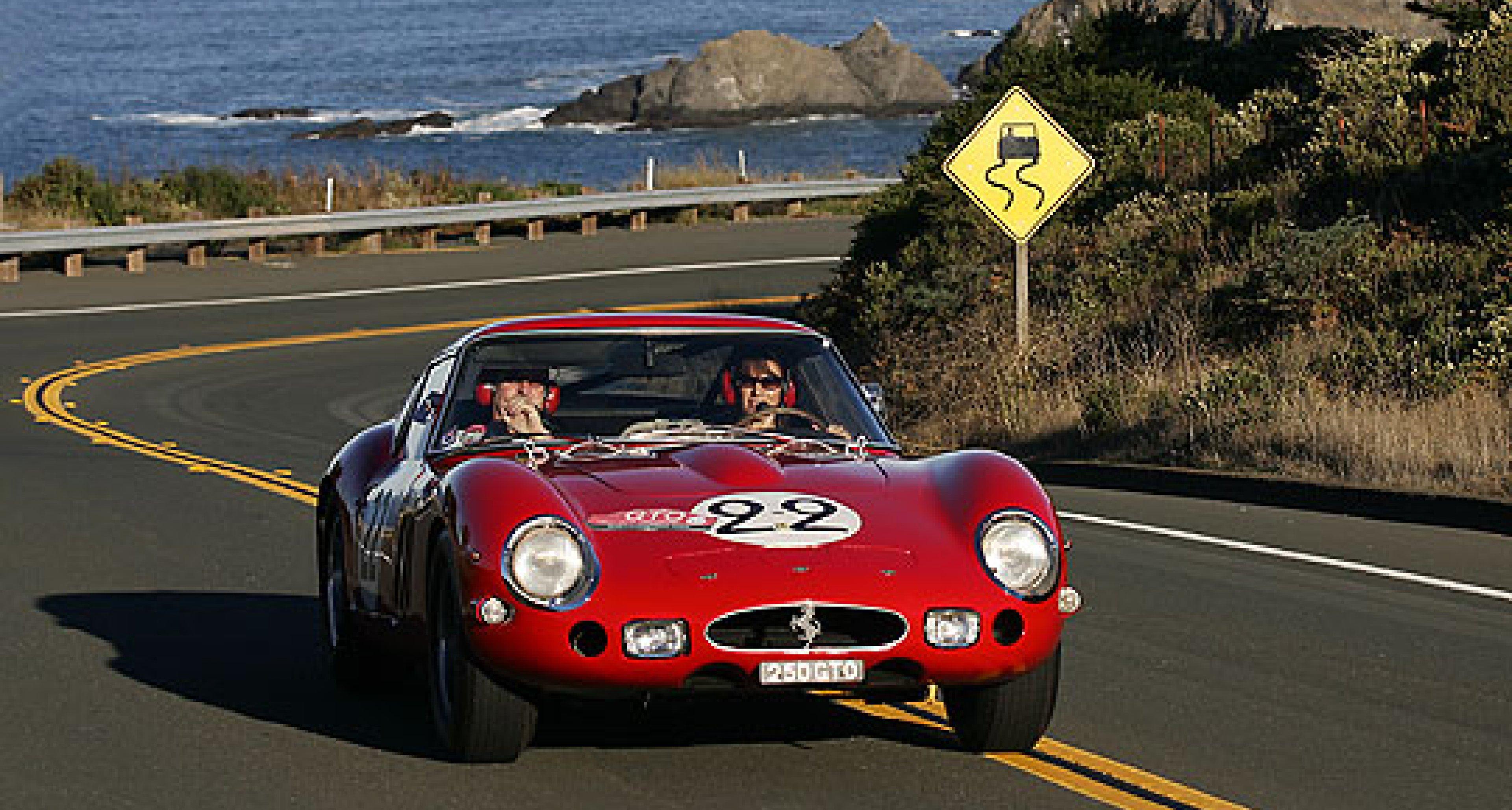 Moët & Chandon Fabulous Ferrari 250 GTO Tour 2007