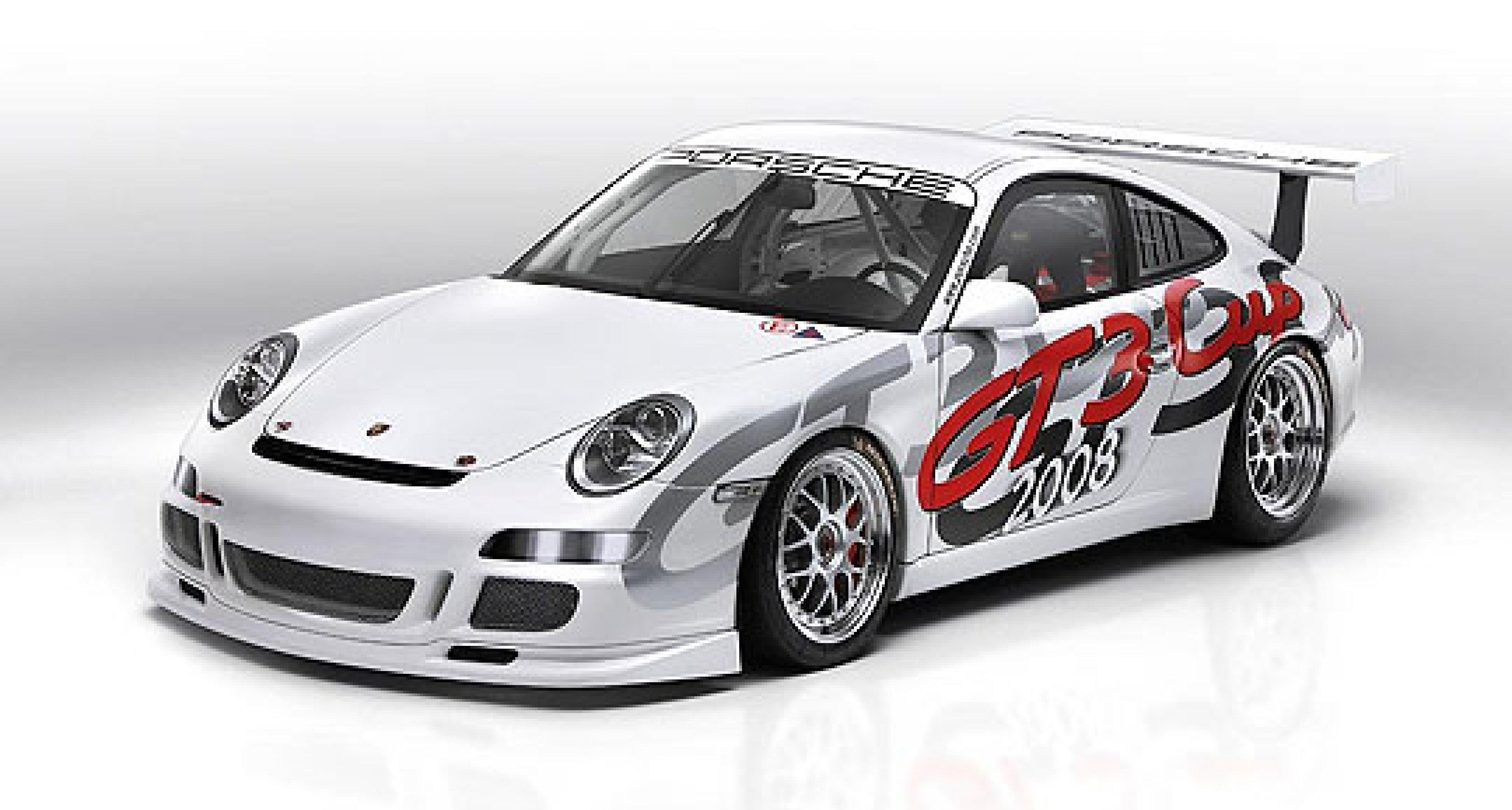New 420bhp Porsche 911 GT3 Cup
