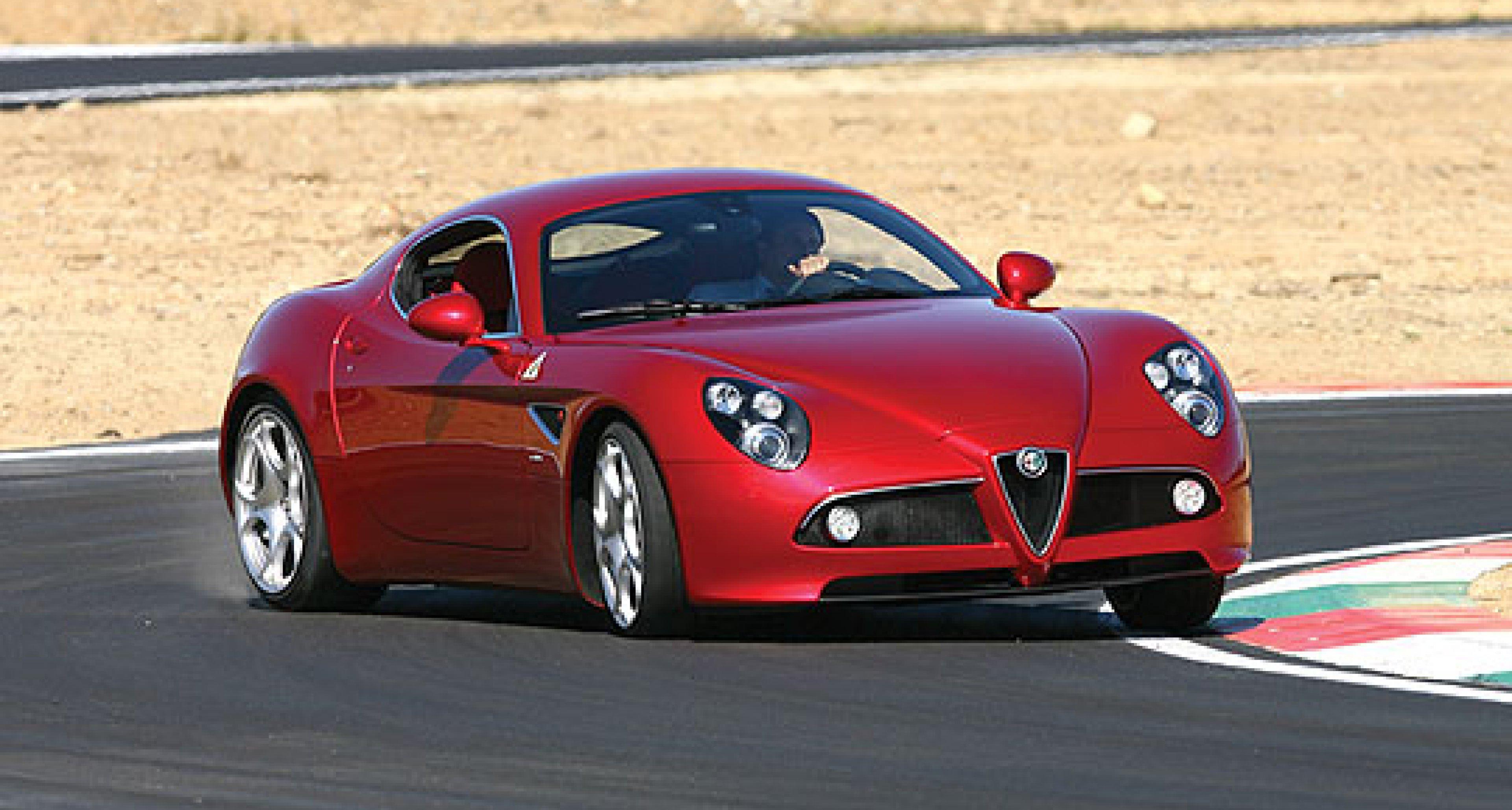 Worth the Wait: Alfa 8C Competizione