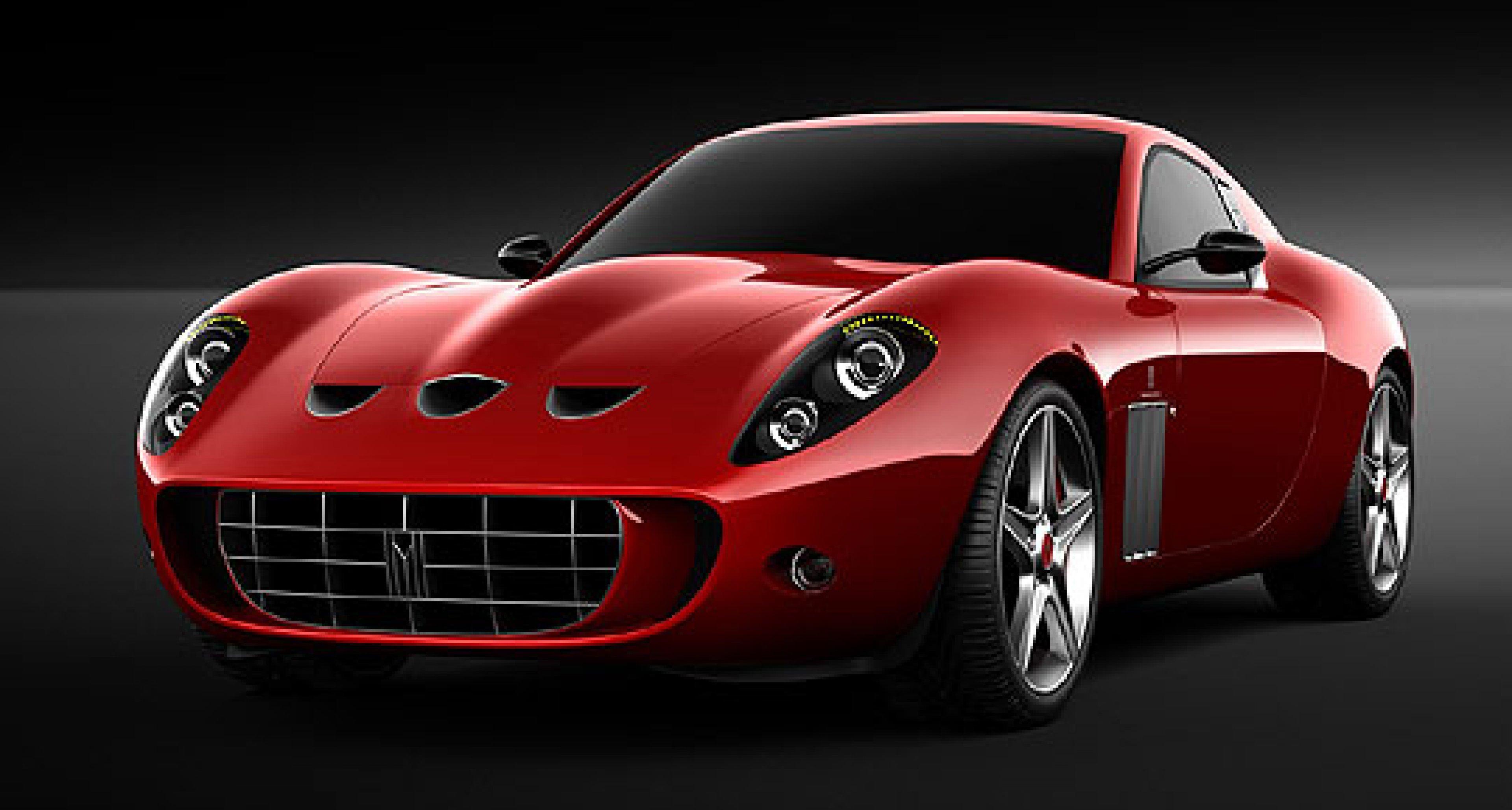 Vandenbrink Design presents the 'GT Convertible'
