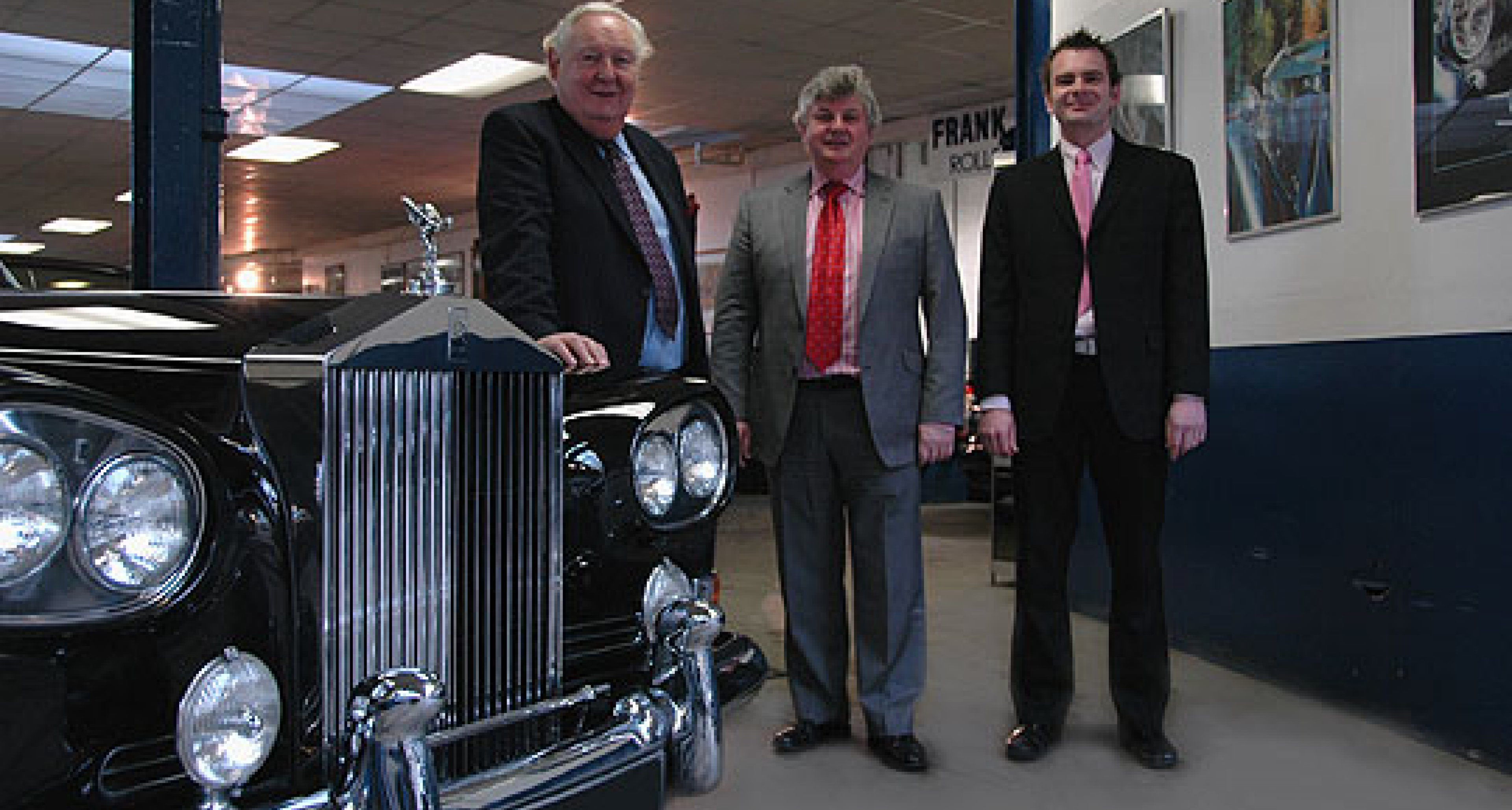 Classic Driver Dealer: Frank Dale & Stepsons