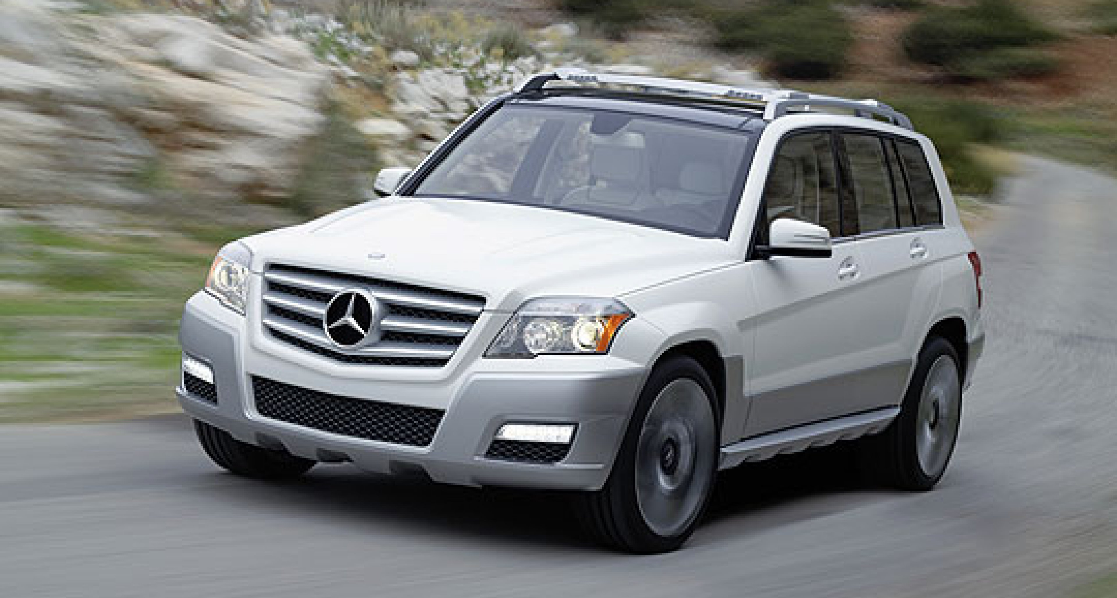 New Baby SUV from Mercedes