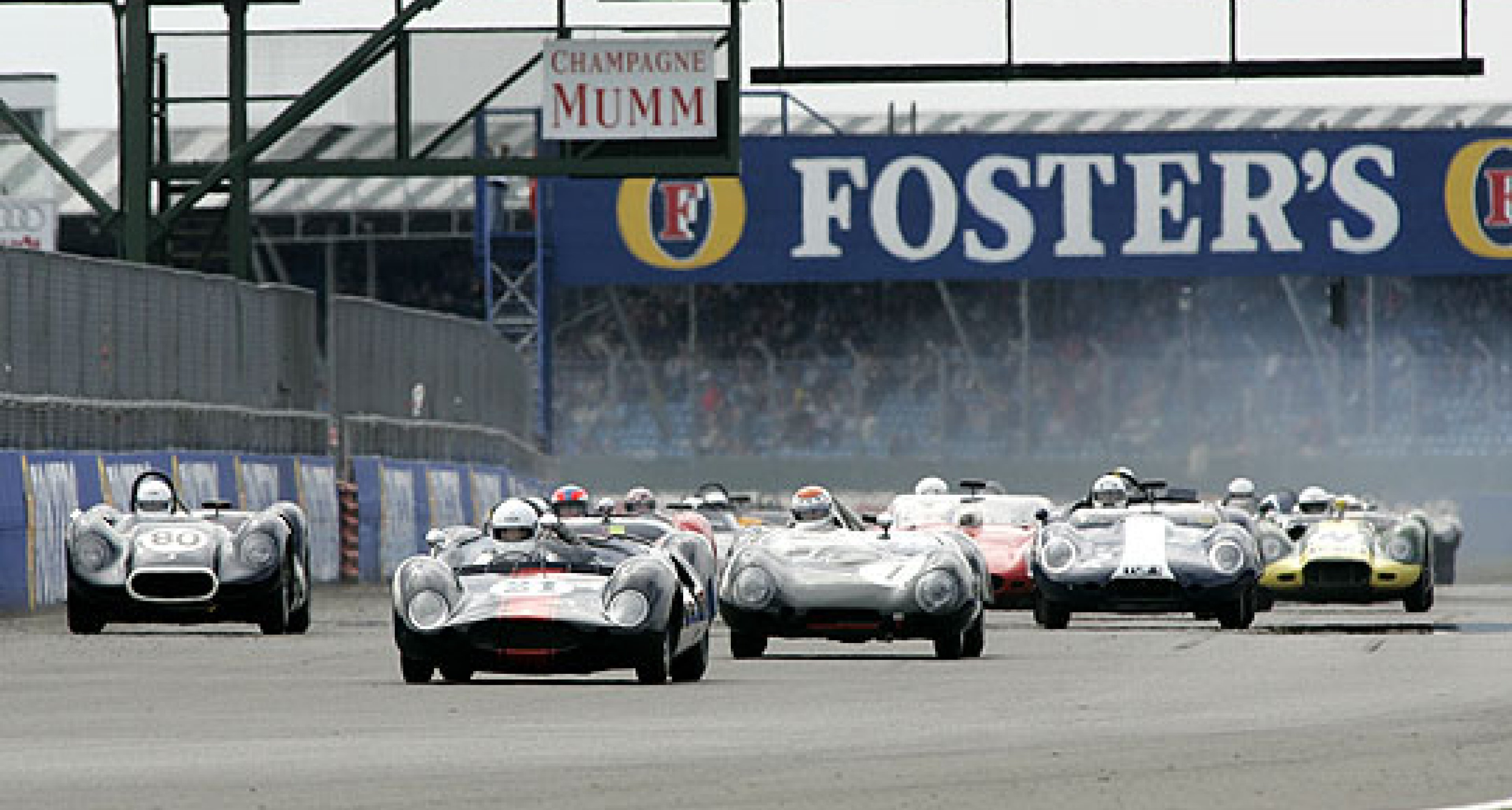 BRDC Historic Sportscars - New Management and New Format