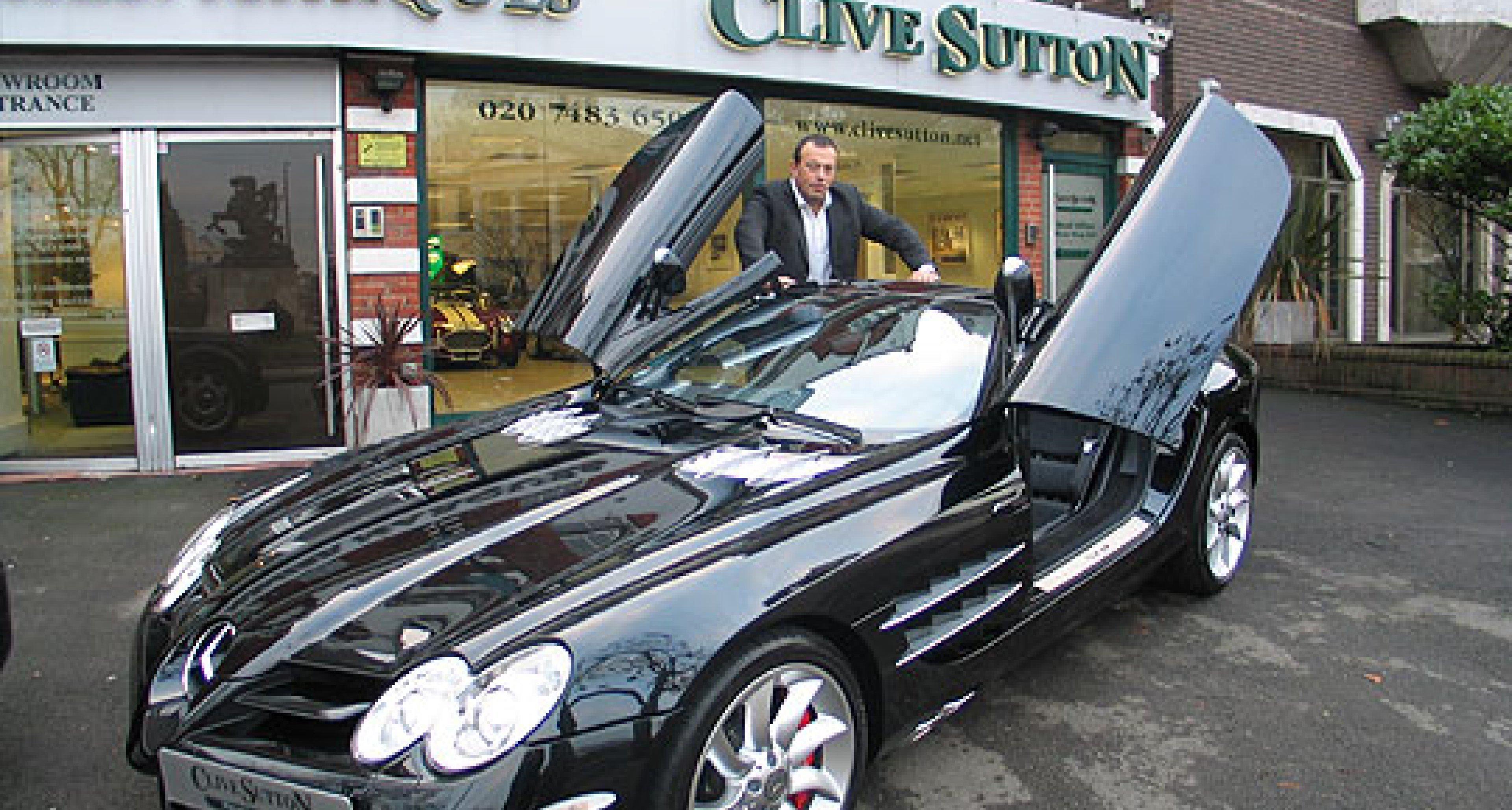 Händlerportrait: Clive Sutton Premier Marques Ltd