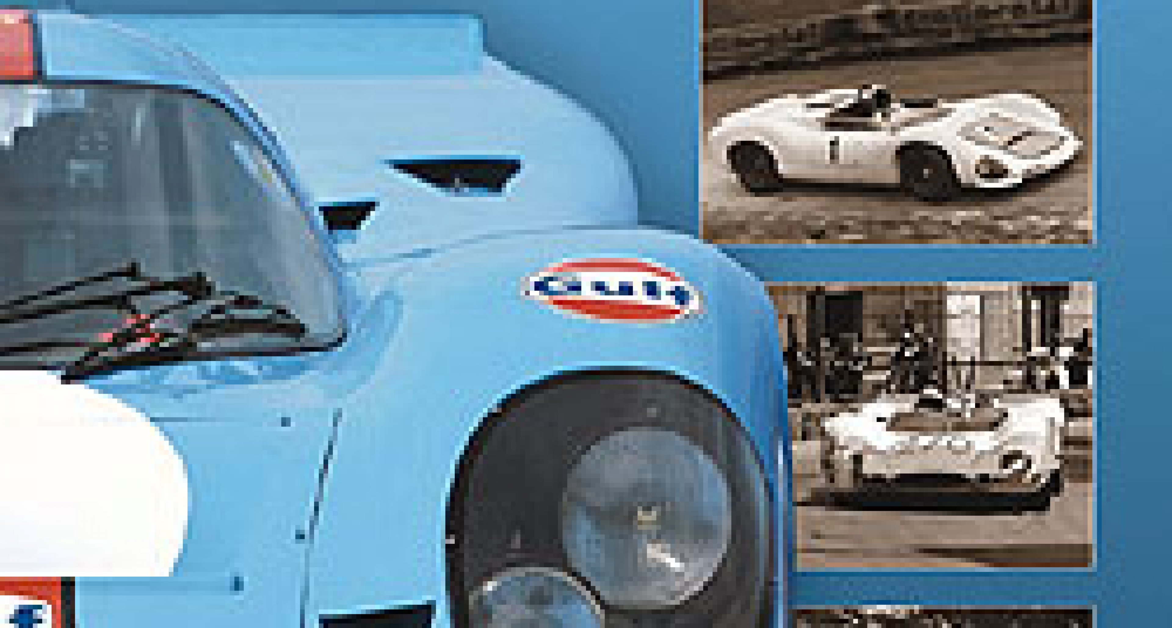 Book Review: 'Porsche The Sports Racing Cars 1953 – 72'