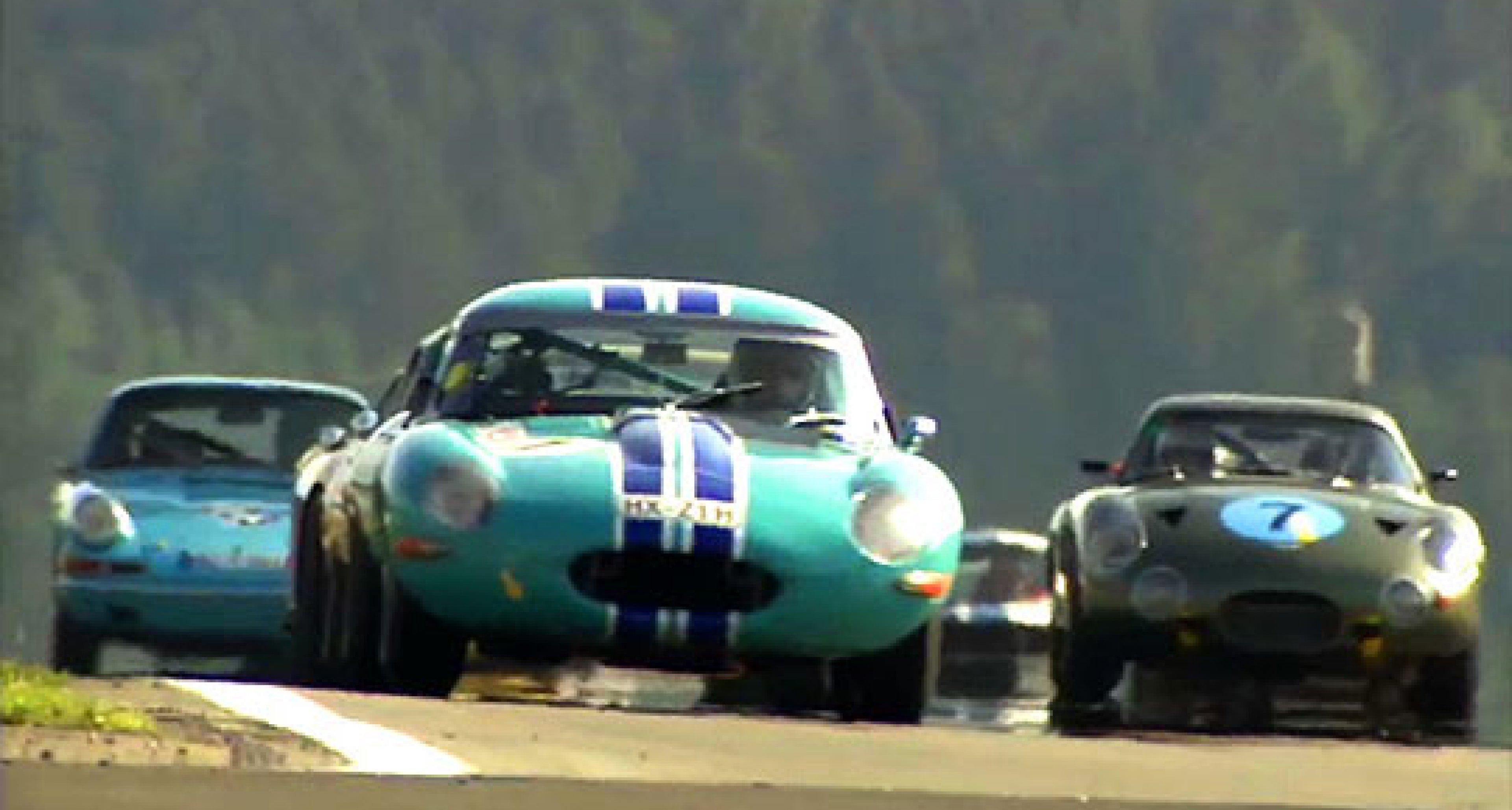 'GT Racer' - Historic Racing on TV