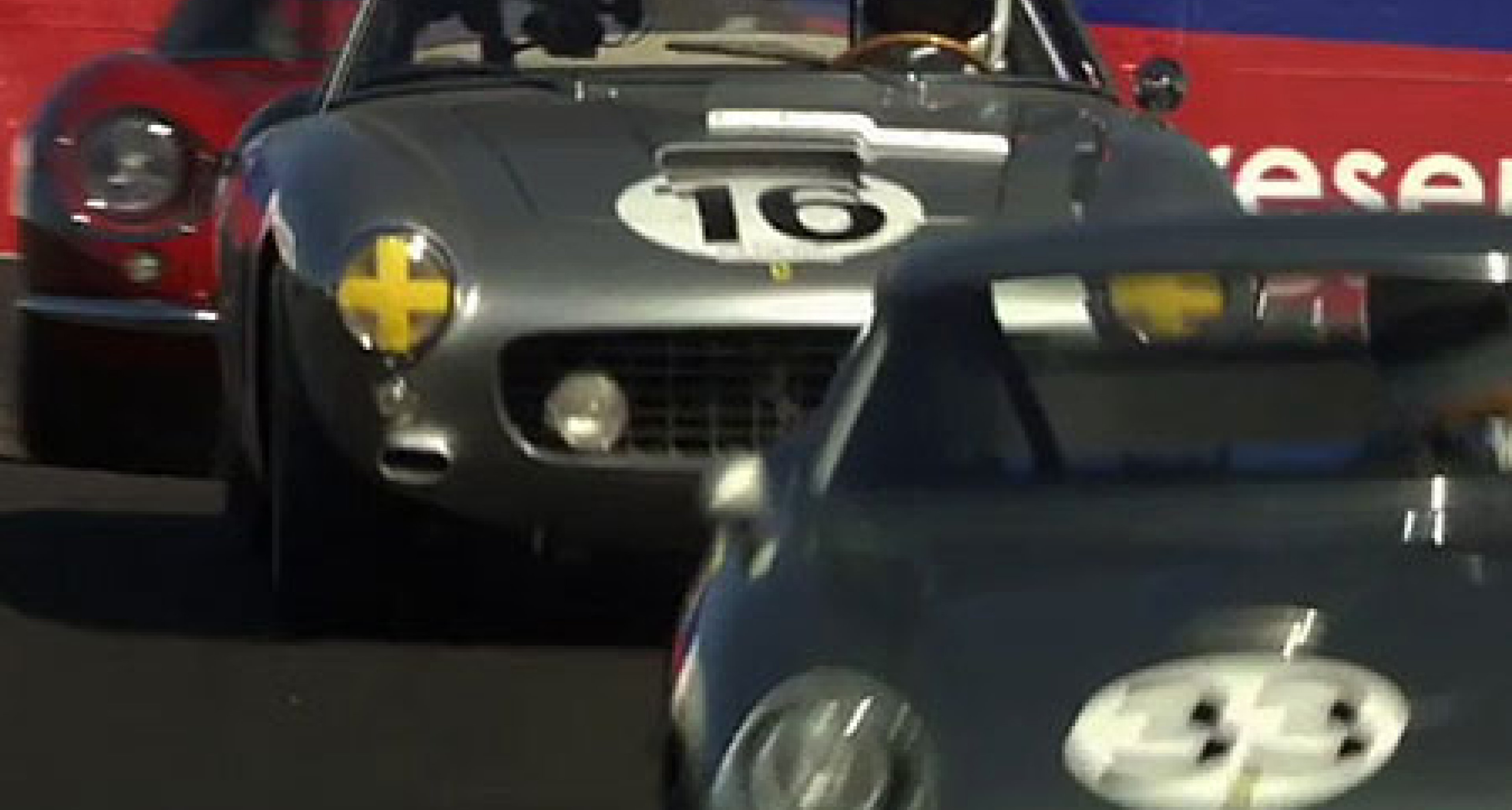 'GT Racer' - Historic Racing on TV