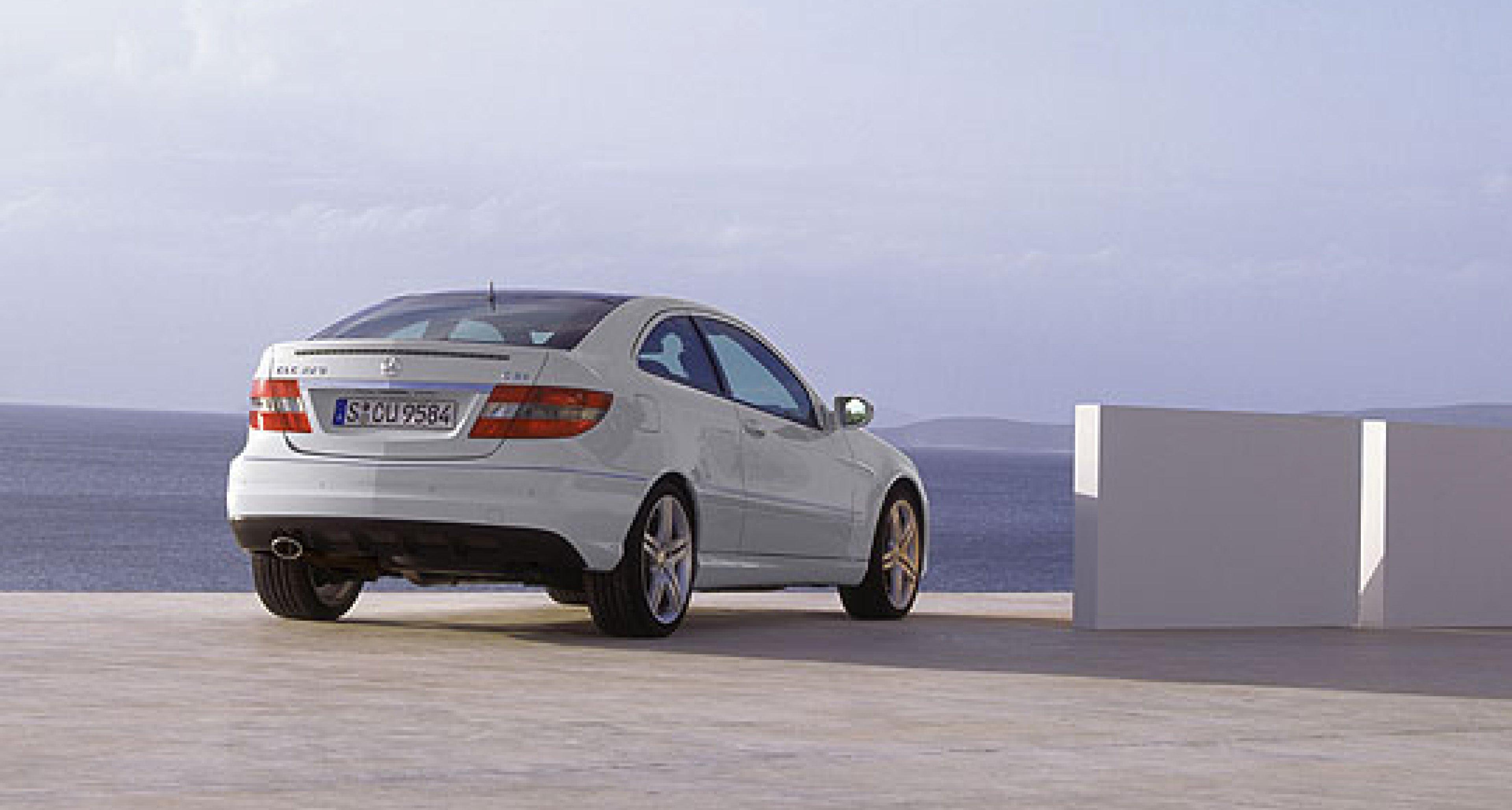 The New Mercedes-Benz CLC